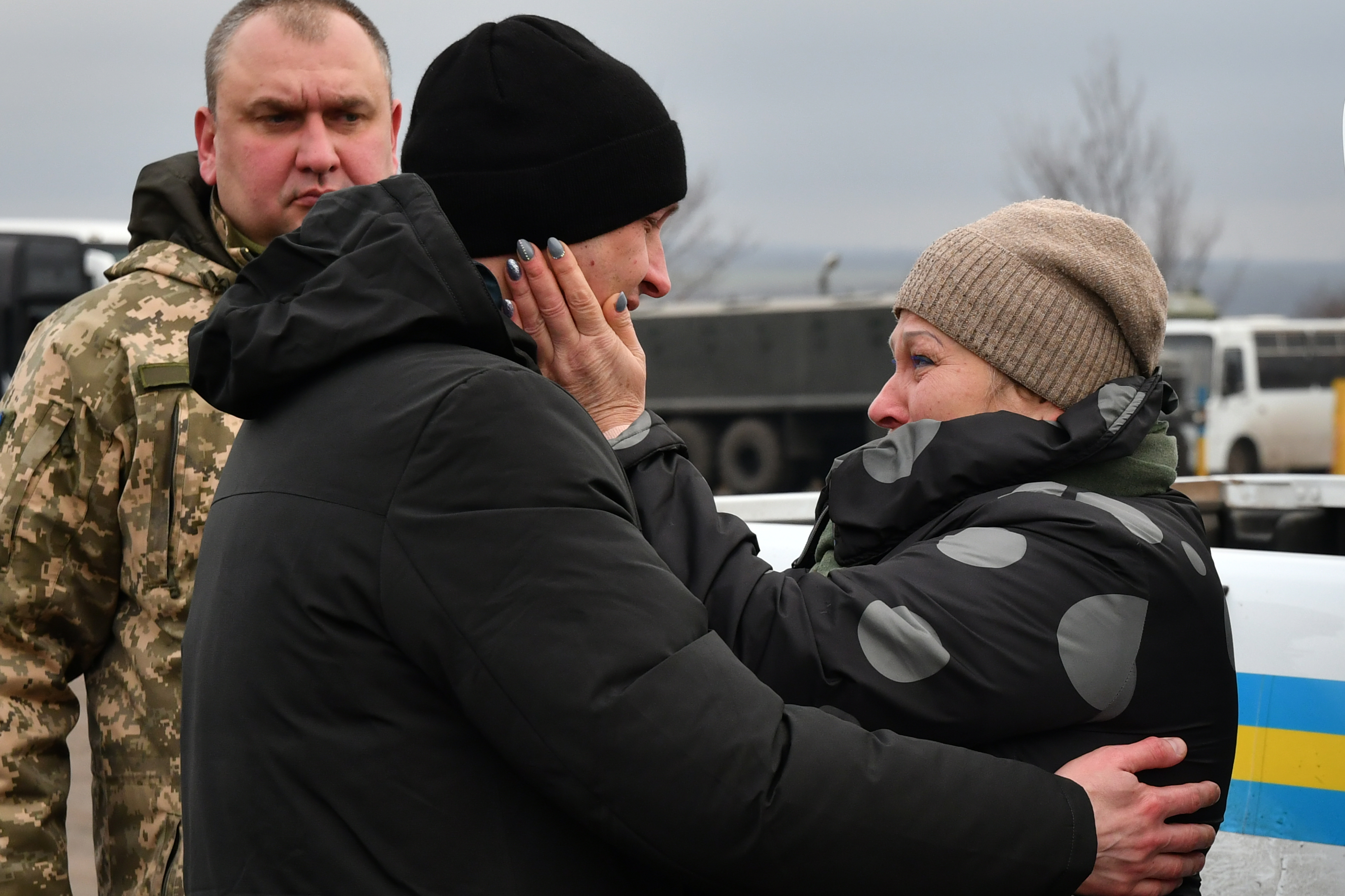 In a bid for peace, Ukraine swaps 200 prisoners with pro-Russian separatists