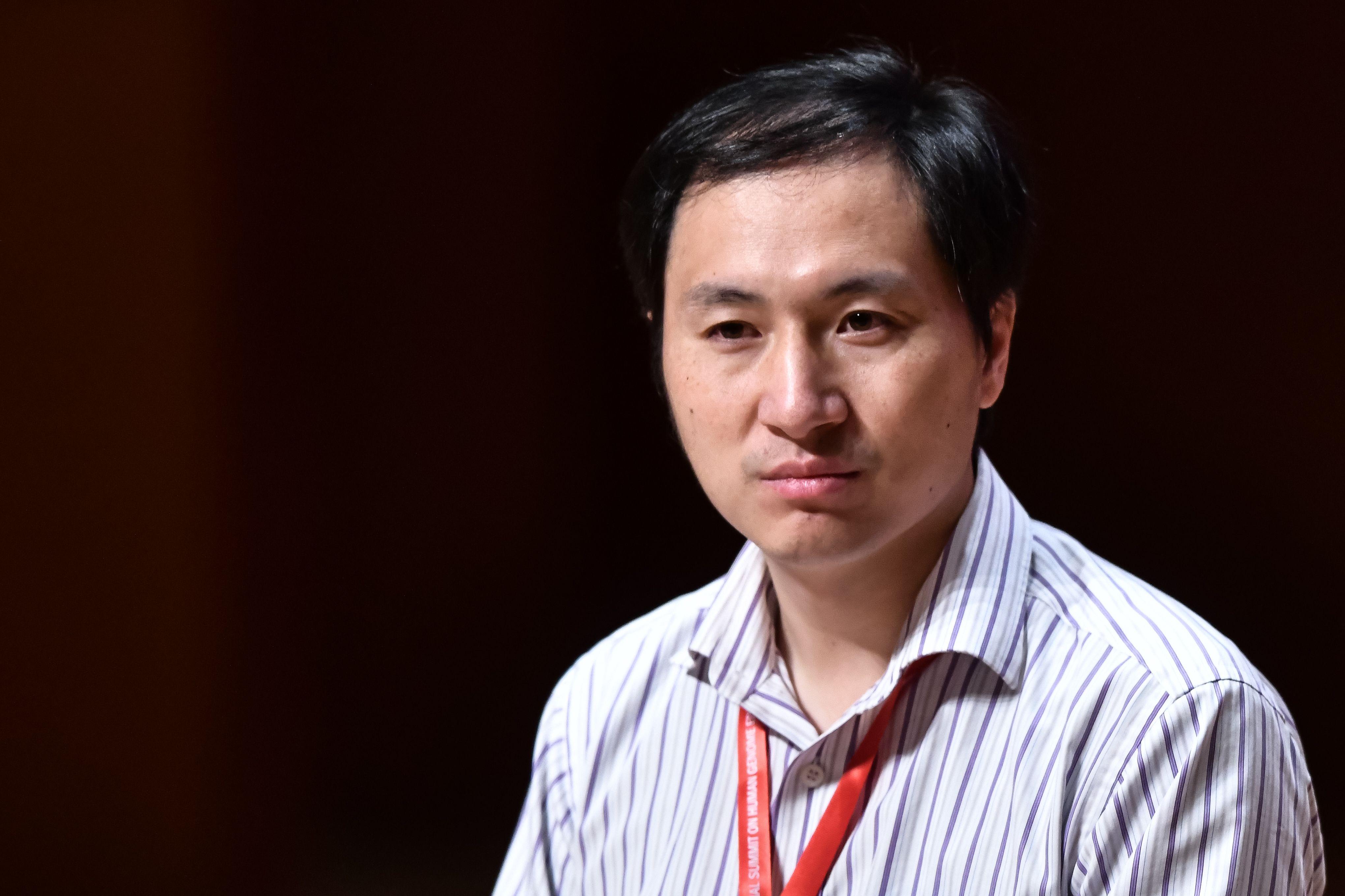 DOUNIAMAG-HONG KONG-CHINA-SCIENCE-GENETICS-RESEARCH-ETHICS