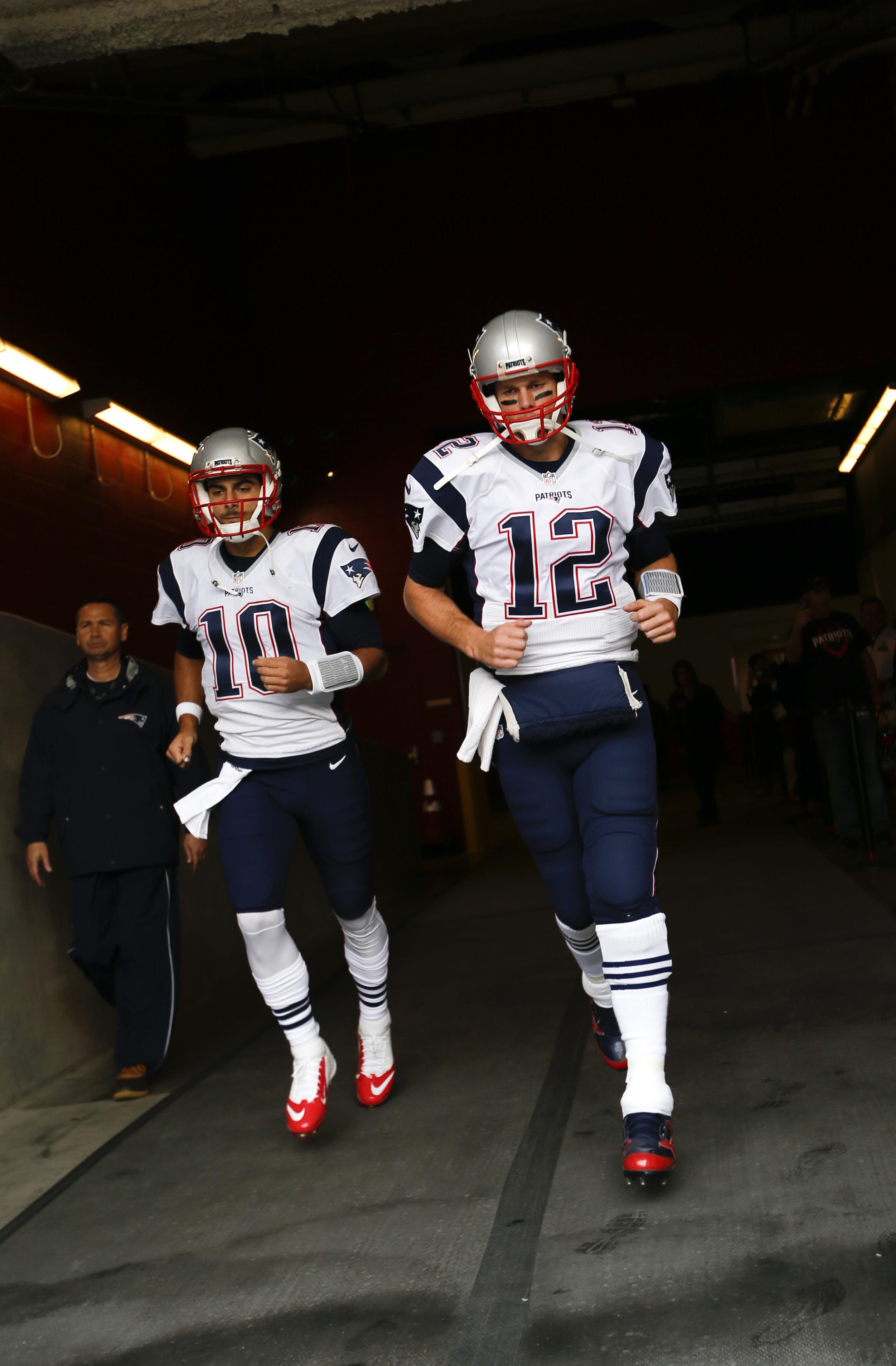 New England Patriots v San Francisco 49ers
