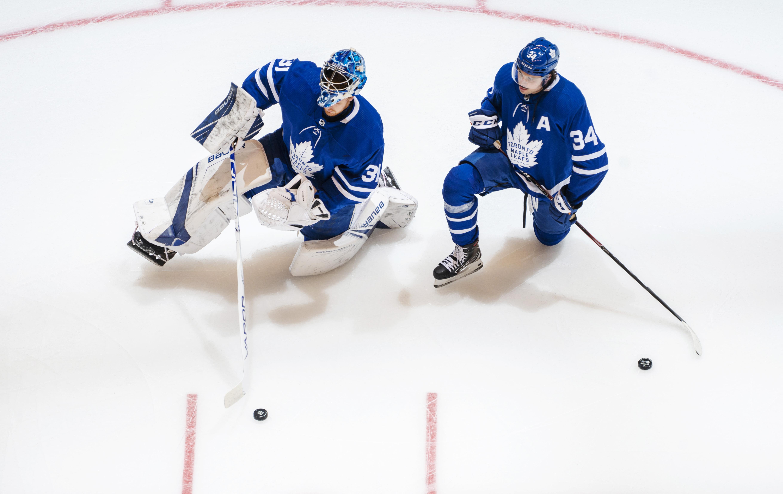 Buffalo Sabres v Toronto Maple Leafs