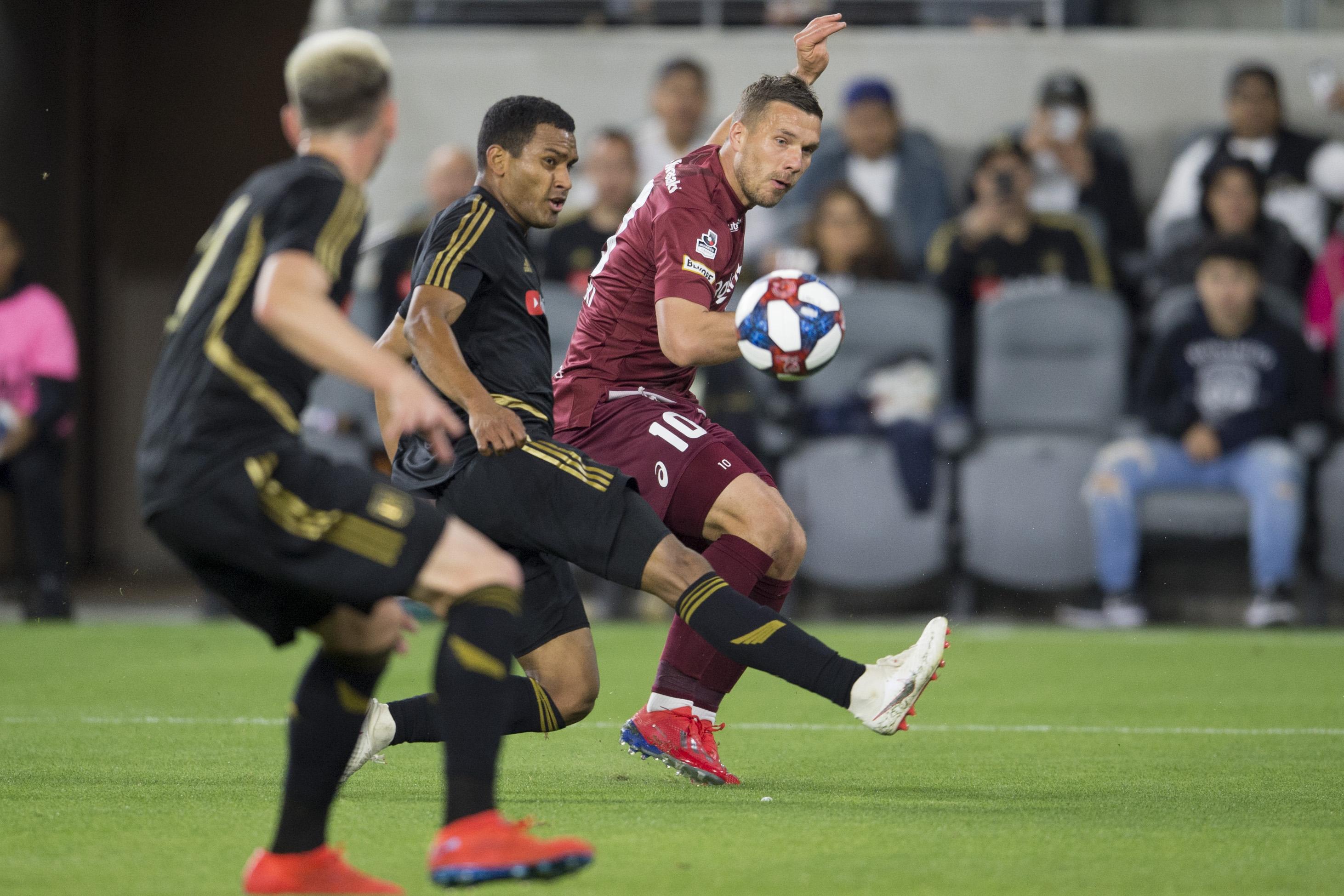 MLS: Vissel Kobe at LAFC