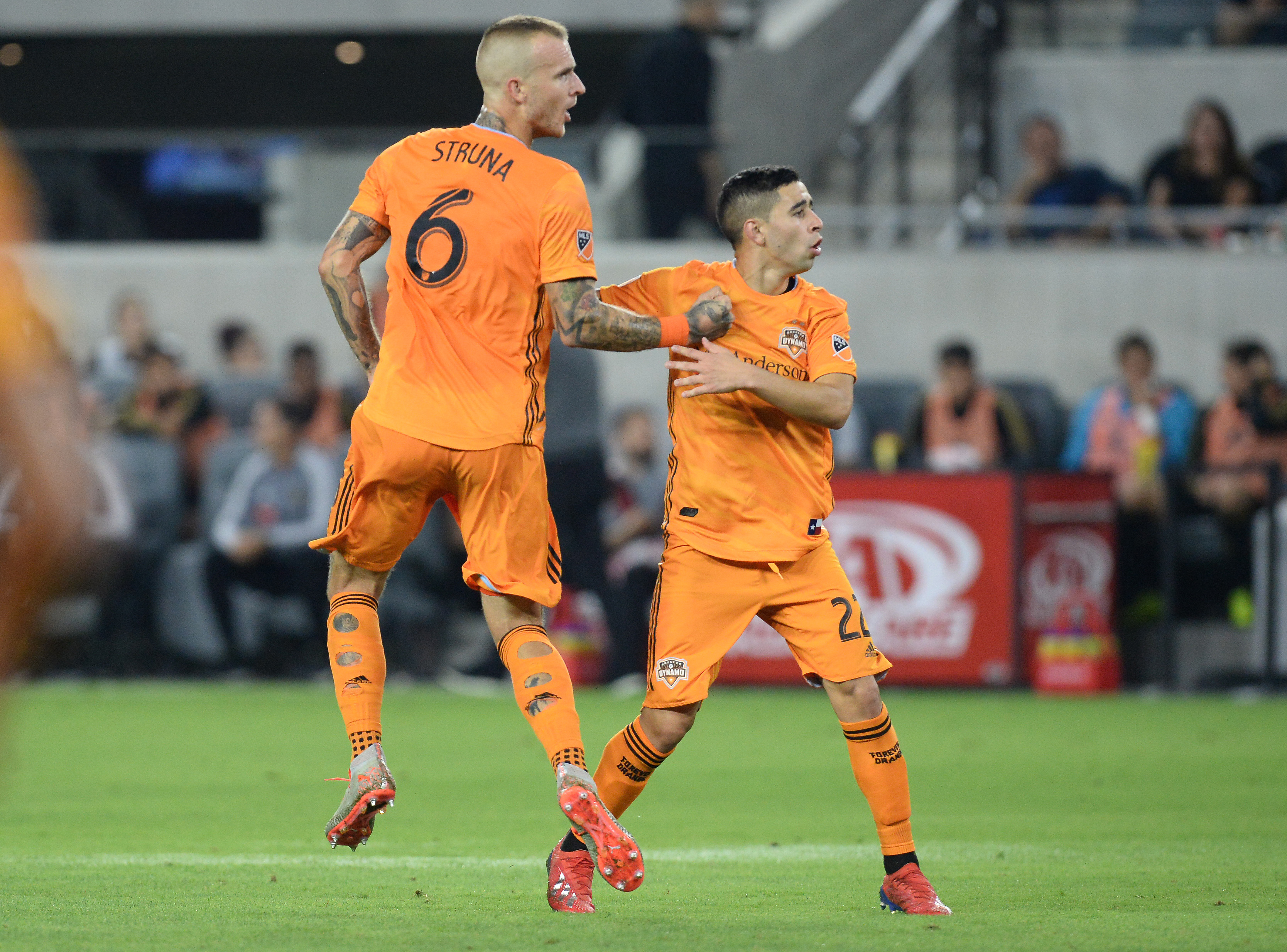 MLS: Houston Dynamo at Los Angeles FC