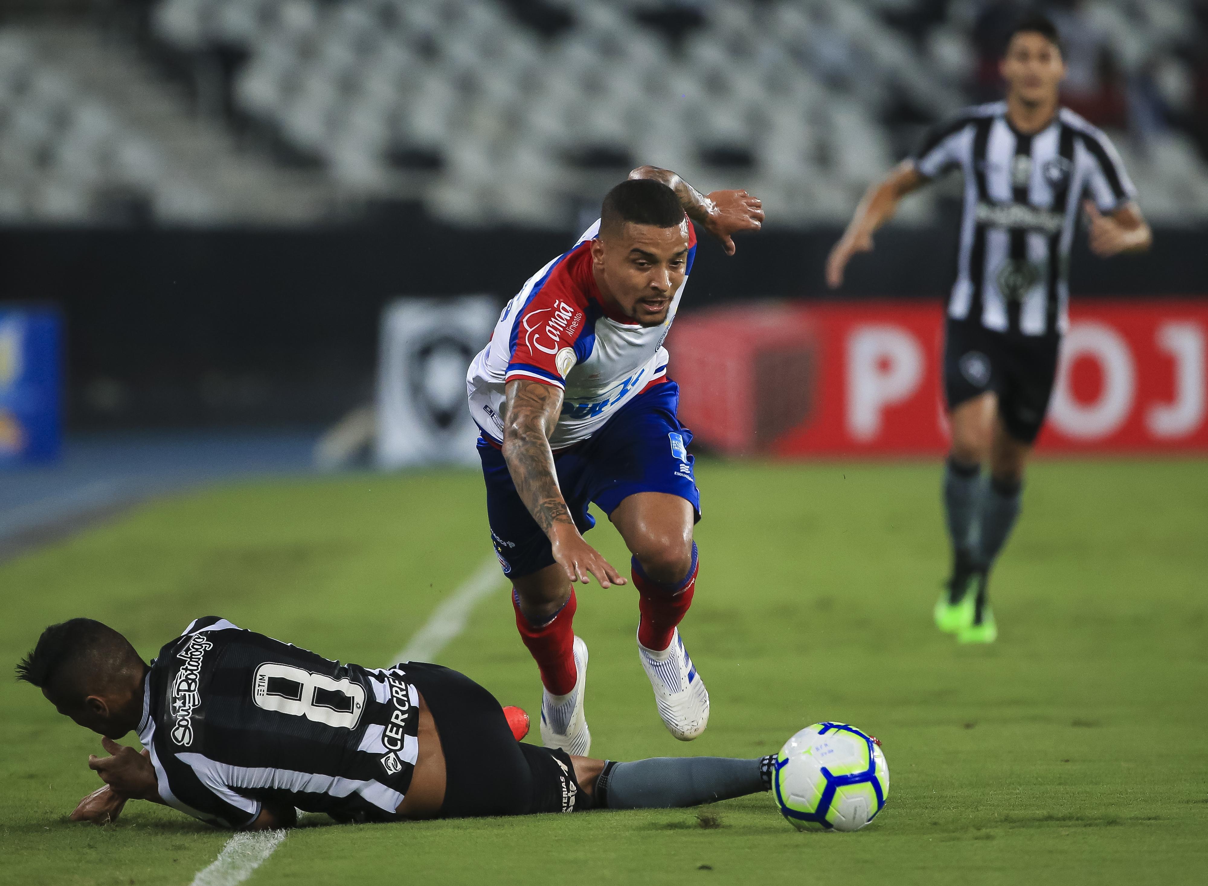 博塔弗戈v巴伊亚 -  Brasileirao A系列2019