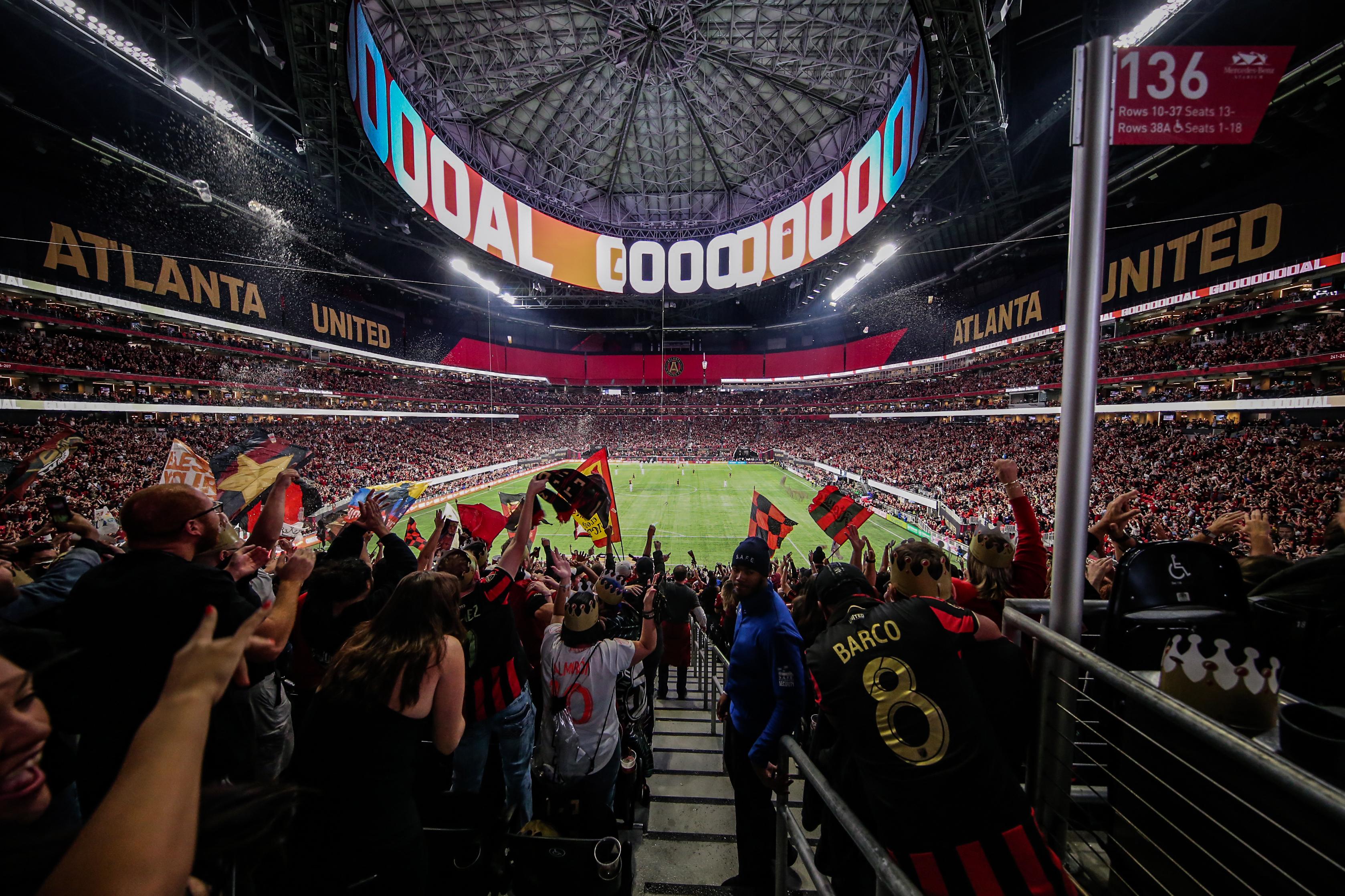 Toronto FC v Atlanta United - Eastern Conference Finals