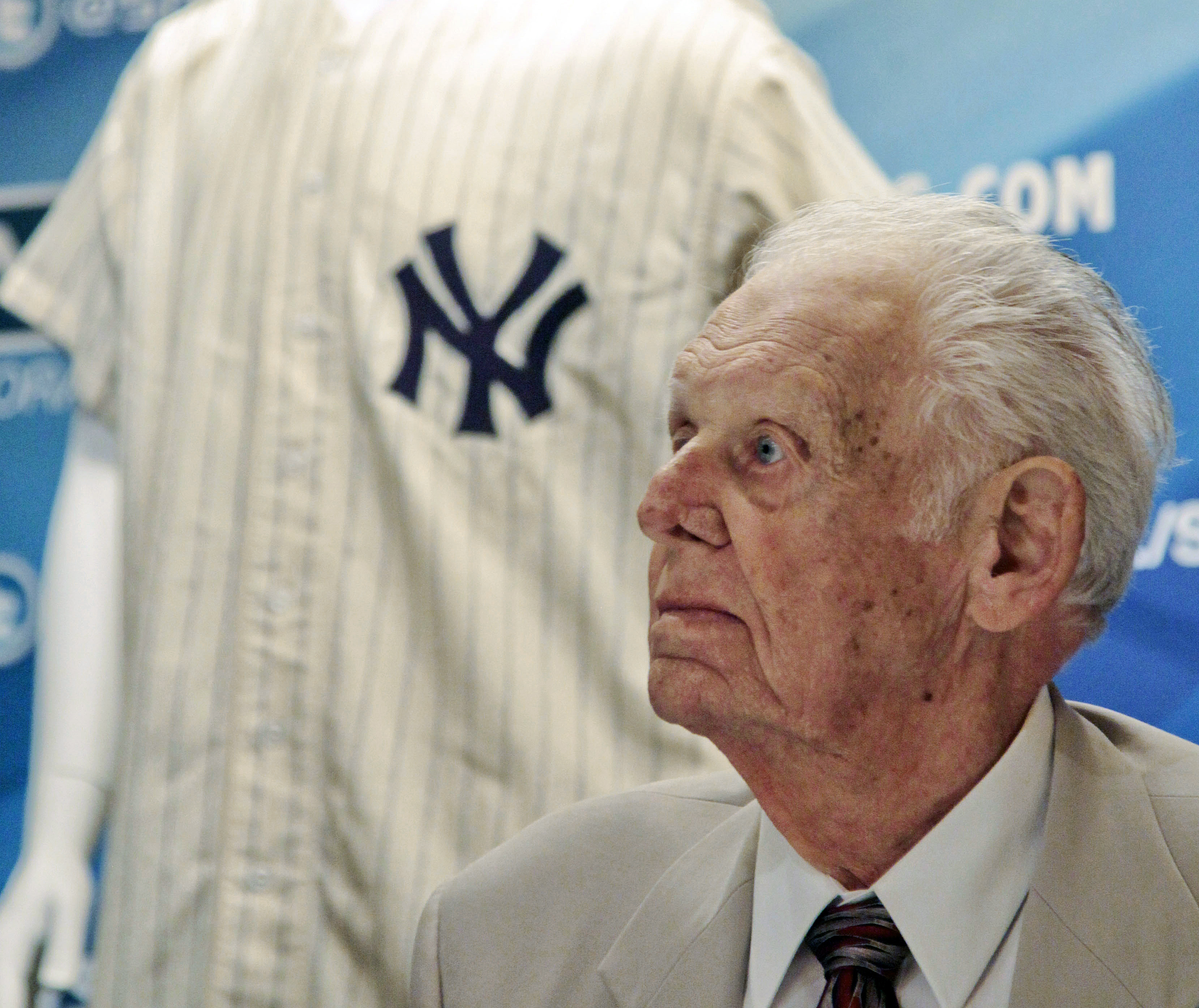 New York Yankees great Don Larsen died Wednesday. He was 90.