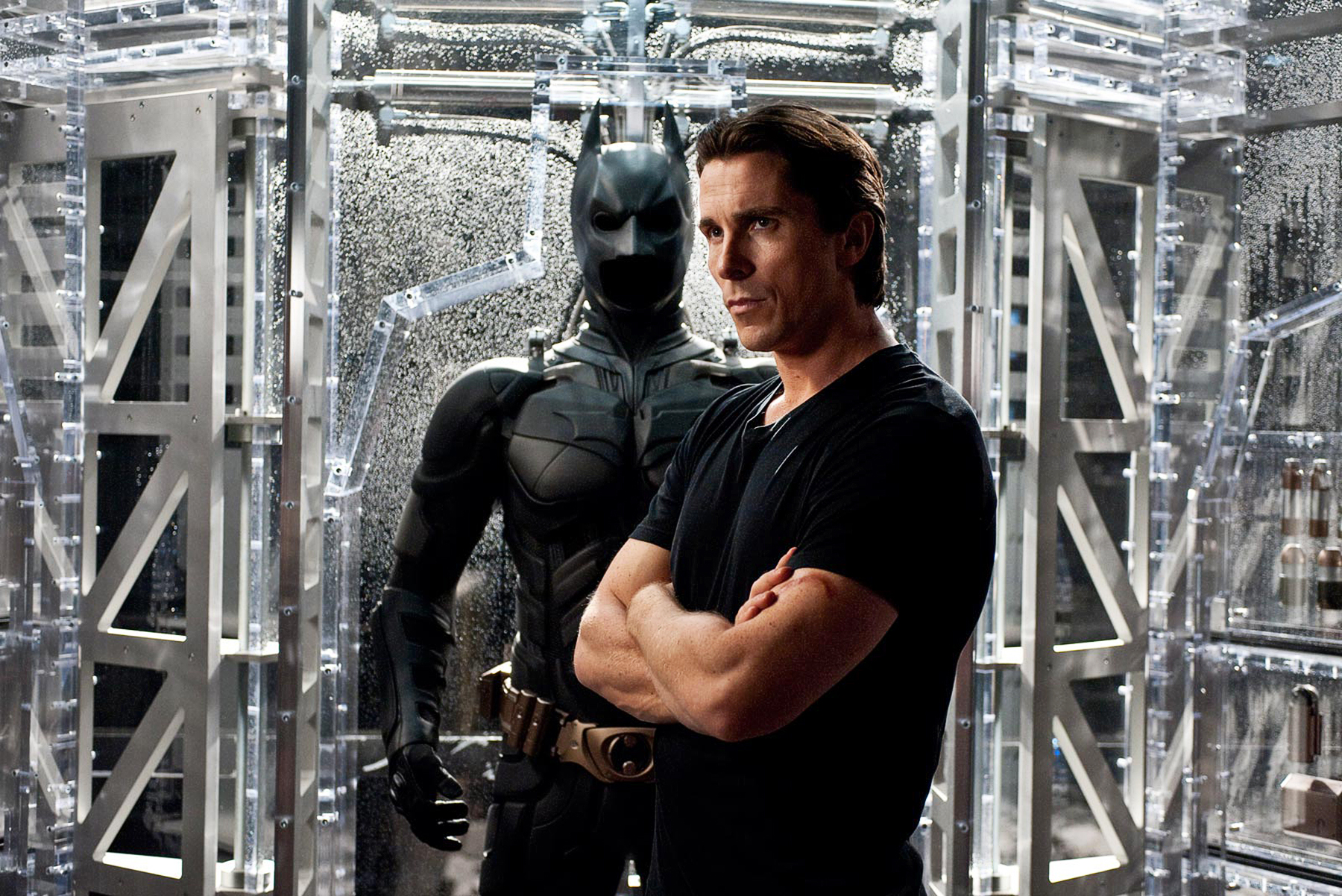 Christopher Nolan's Dark Knight Rises is a camp masterpiece