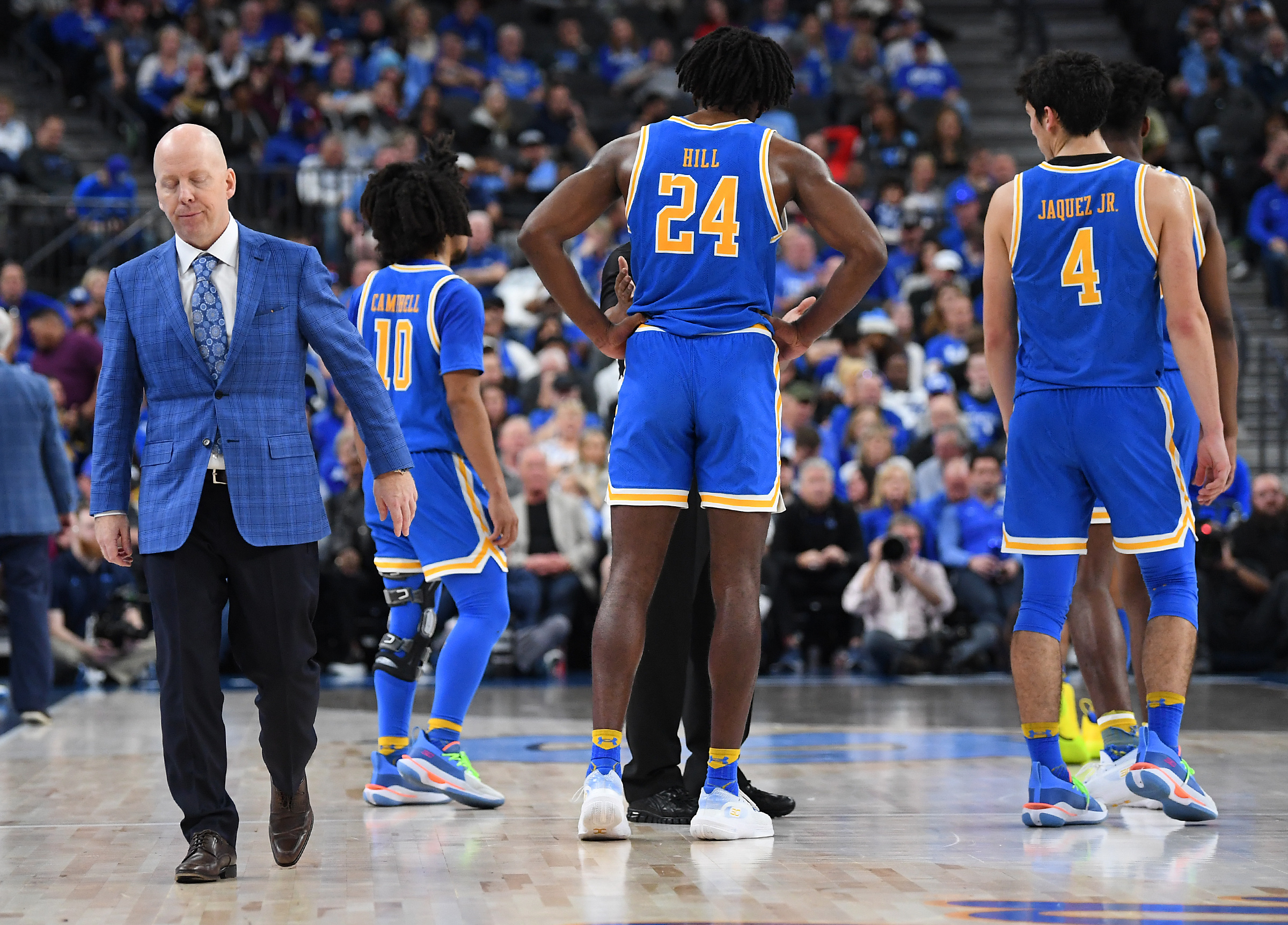 NCAA Basketball: UCLA at North Carolina