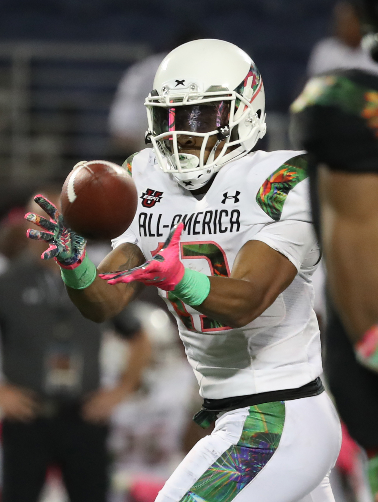 NCAA Football: Under Armour All-America Game