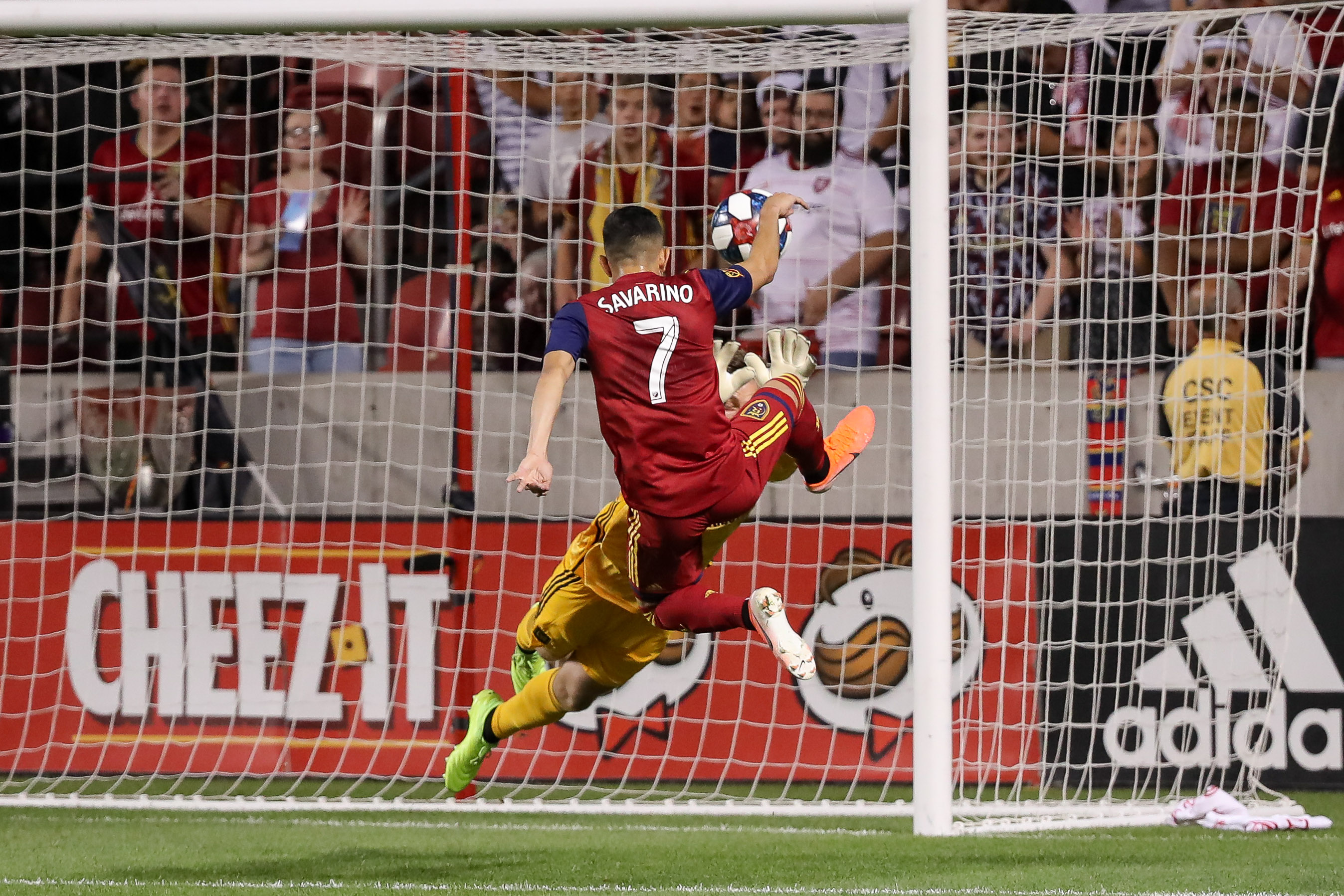 MLS: Los Angeles FC at Real Salt Lake