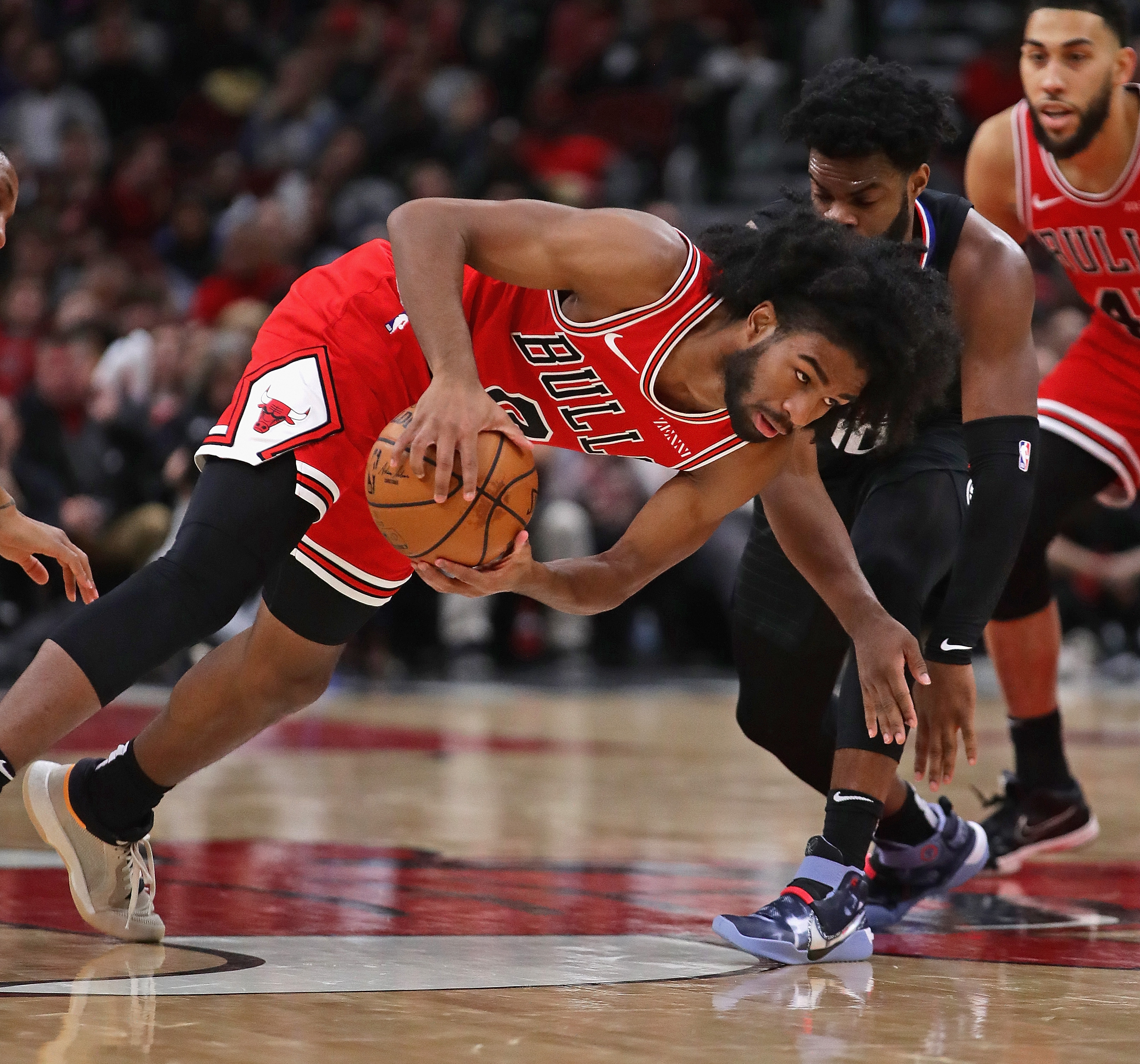 Los Angeles Clippers v Chicago Bulls