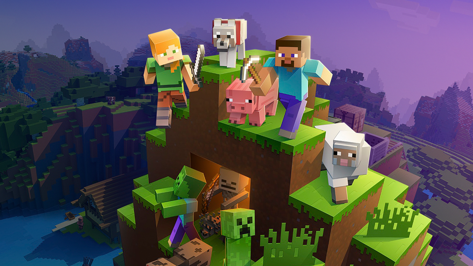 Minecraft's servers aren't shutting down, contrary to internet prank