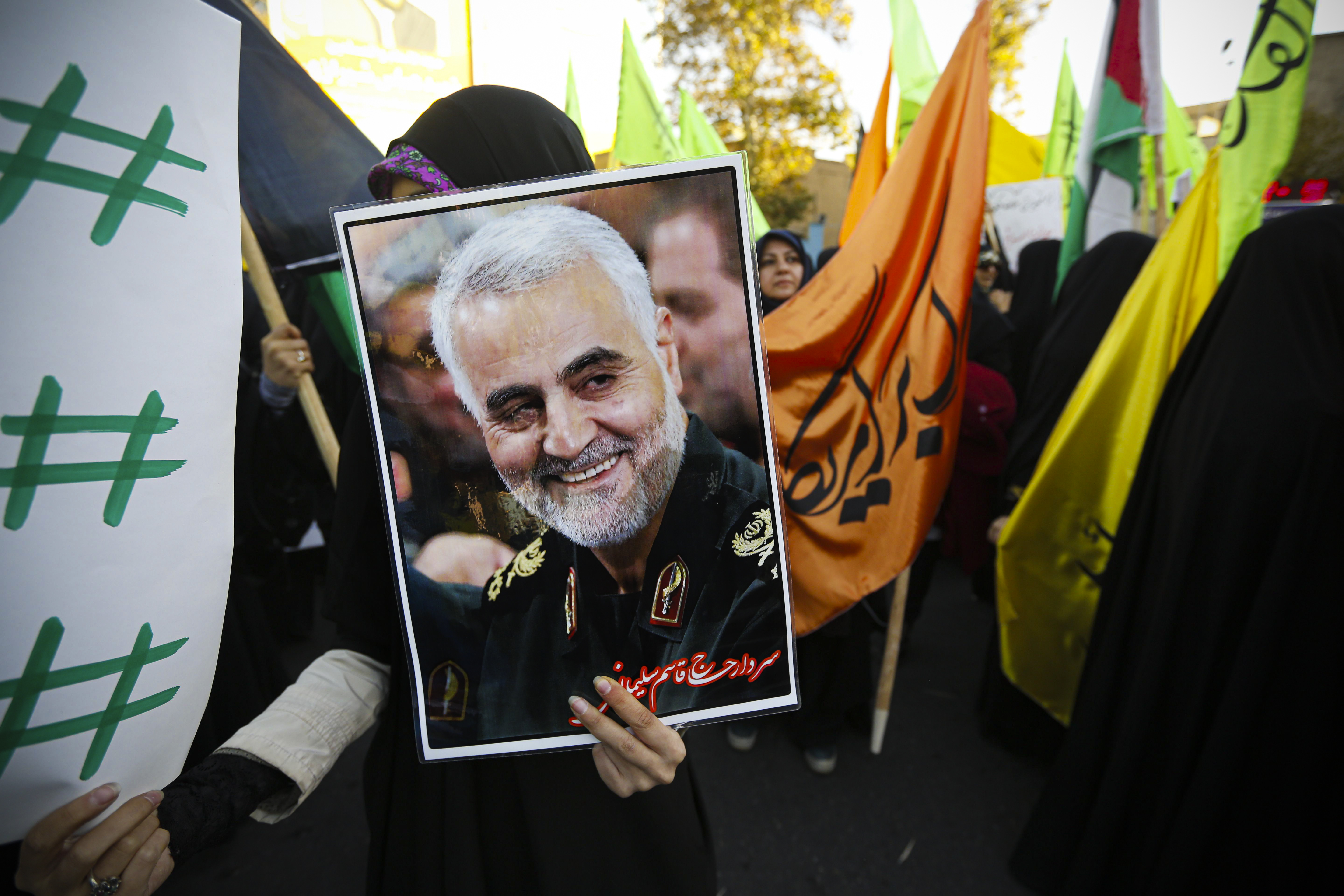 Killing Iran's Qassem Soleimani changes the game in the Middle East
