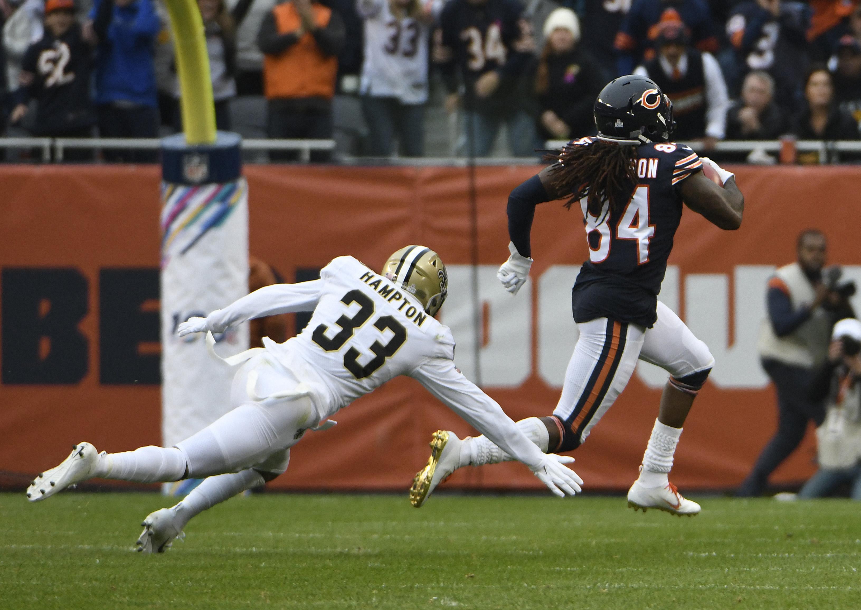 New Orleans Saints vChicago Bears