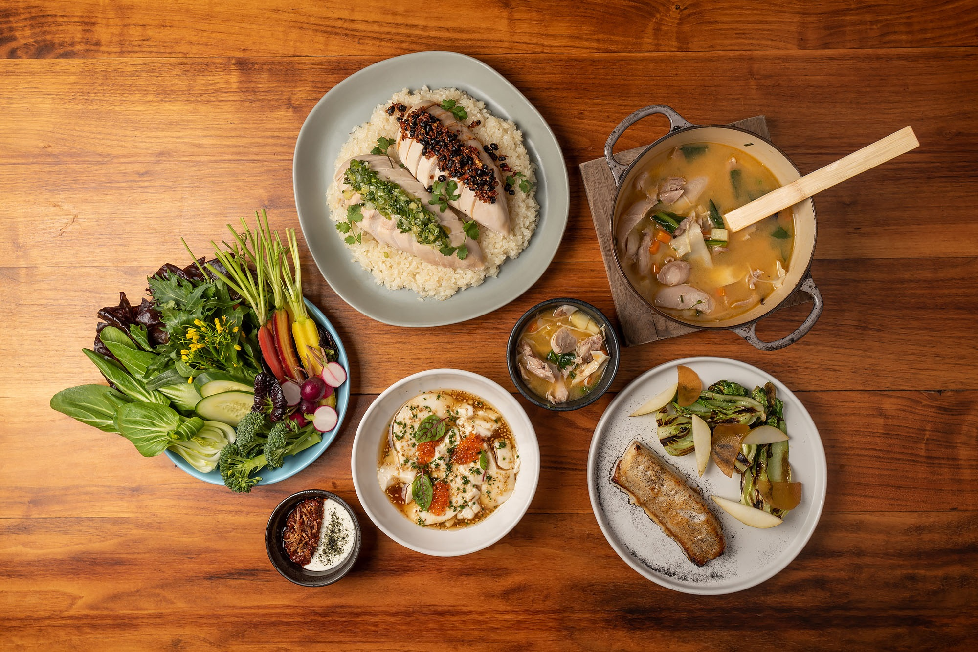 How to Maximize Your Order at Majordomo, David Chang's Ode to Los Angeles Cuisine