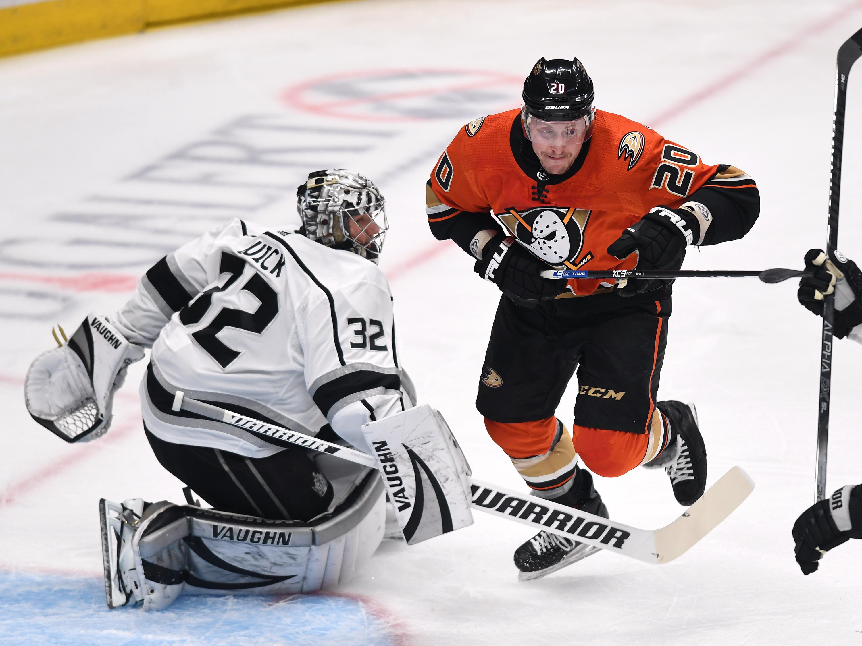 NHL: DEC 12 Kings at Ducks