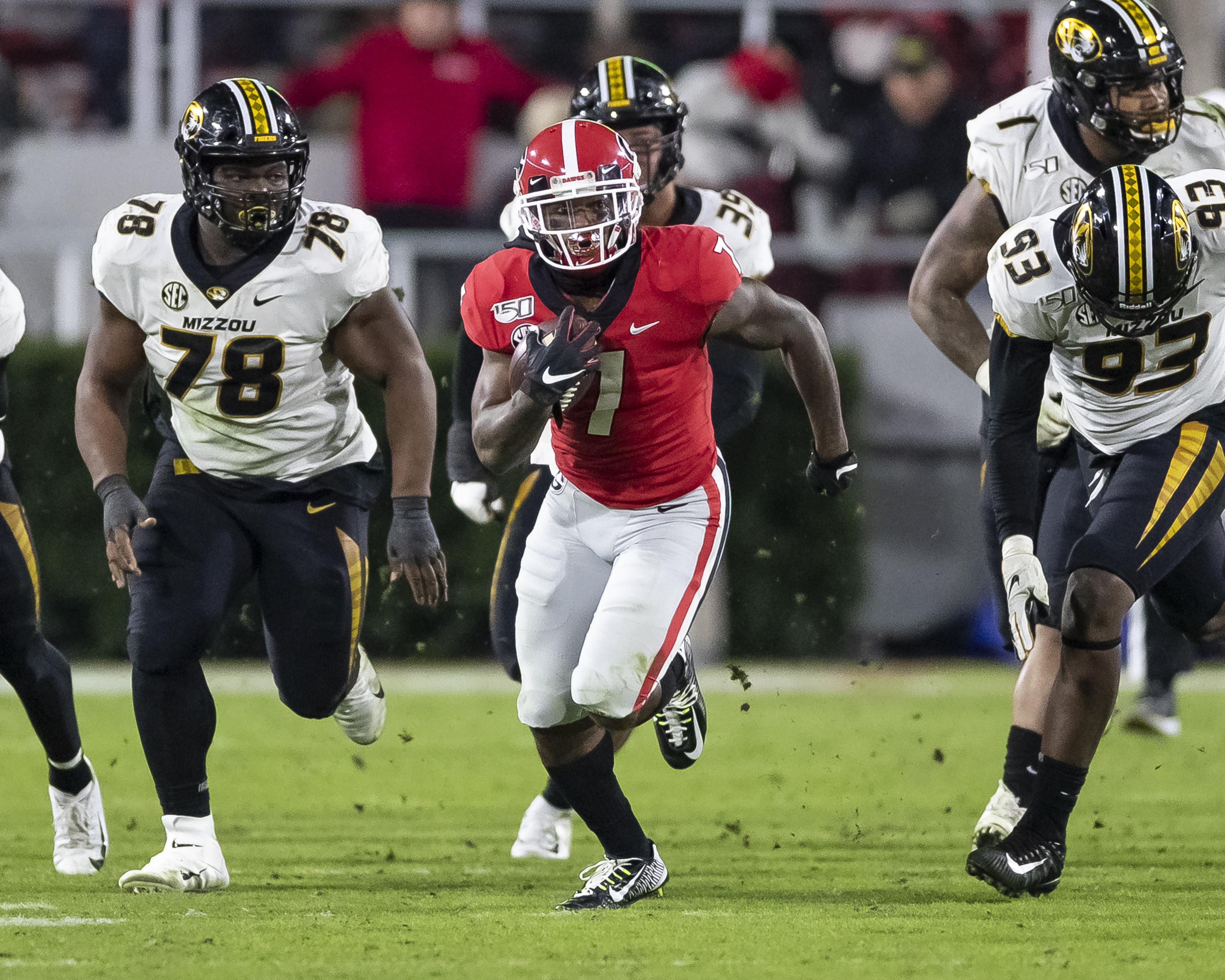 Missouri Tigers v Georgia Bulldogs
