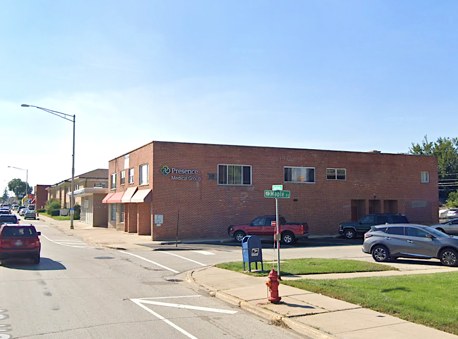 A woman was strangled to death Dec. 31, 2019, in the 1500 block of Maple Street in Des Plaines.