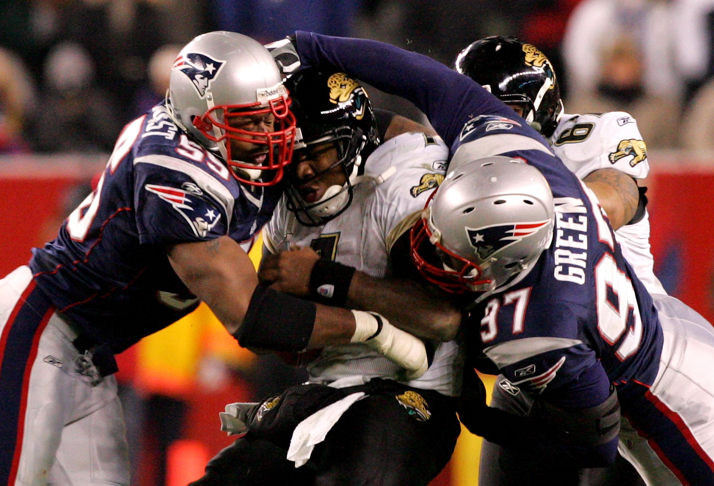 Wild Card Game: Jacksonville Jaguars v New England Patriots