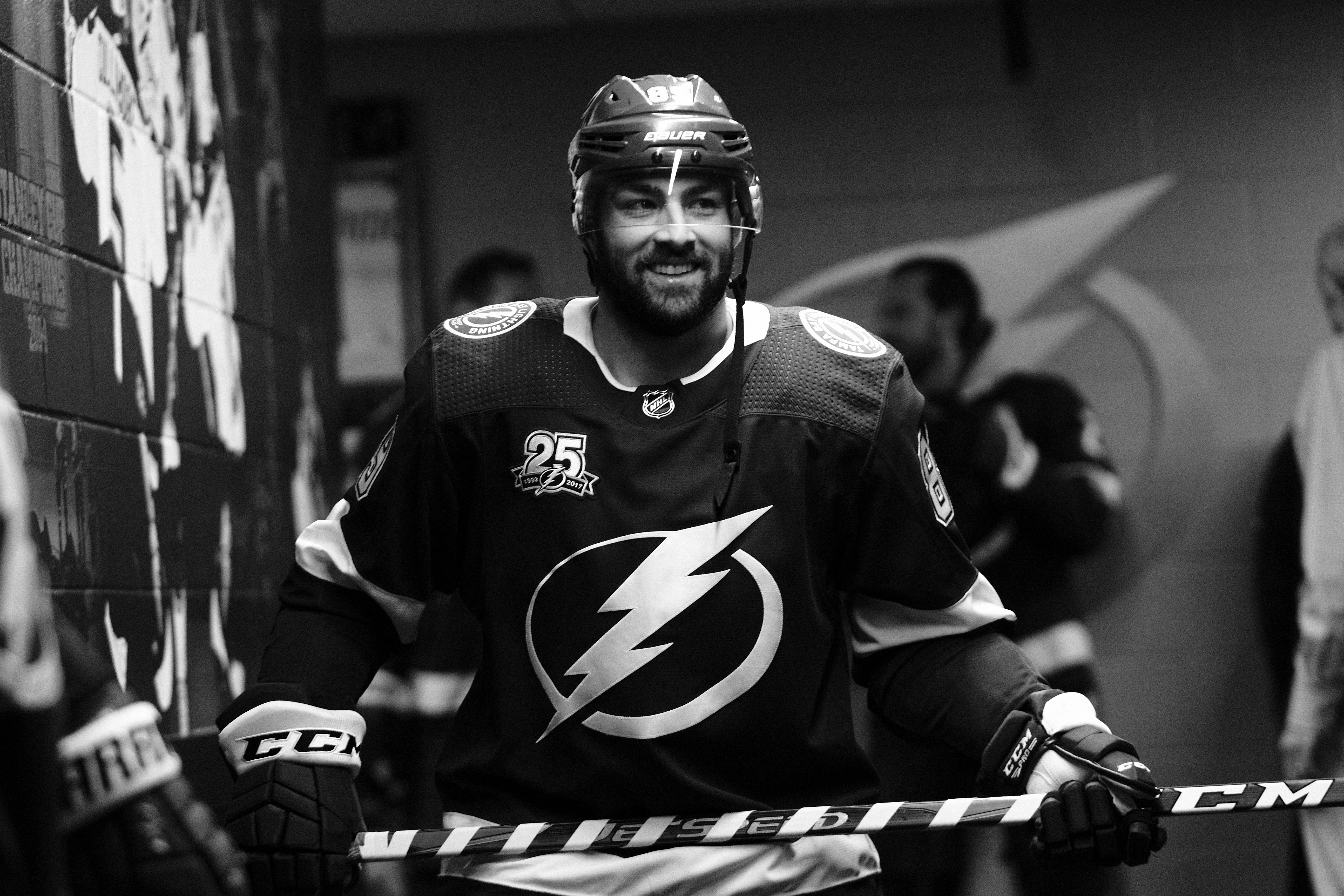 Washington Capitals v Tampa Bay Lightning - Game One
