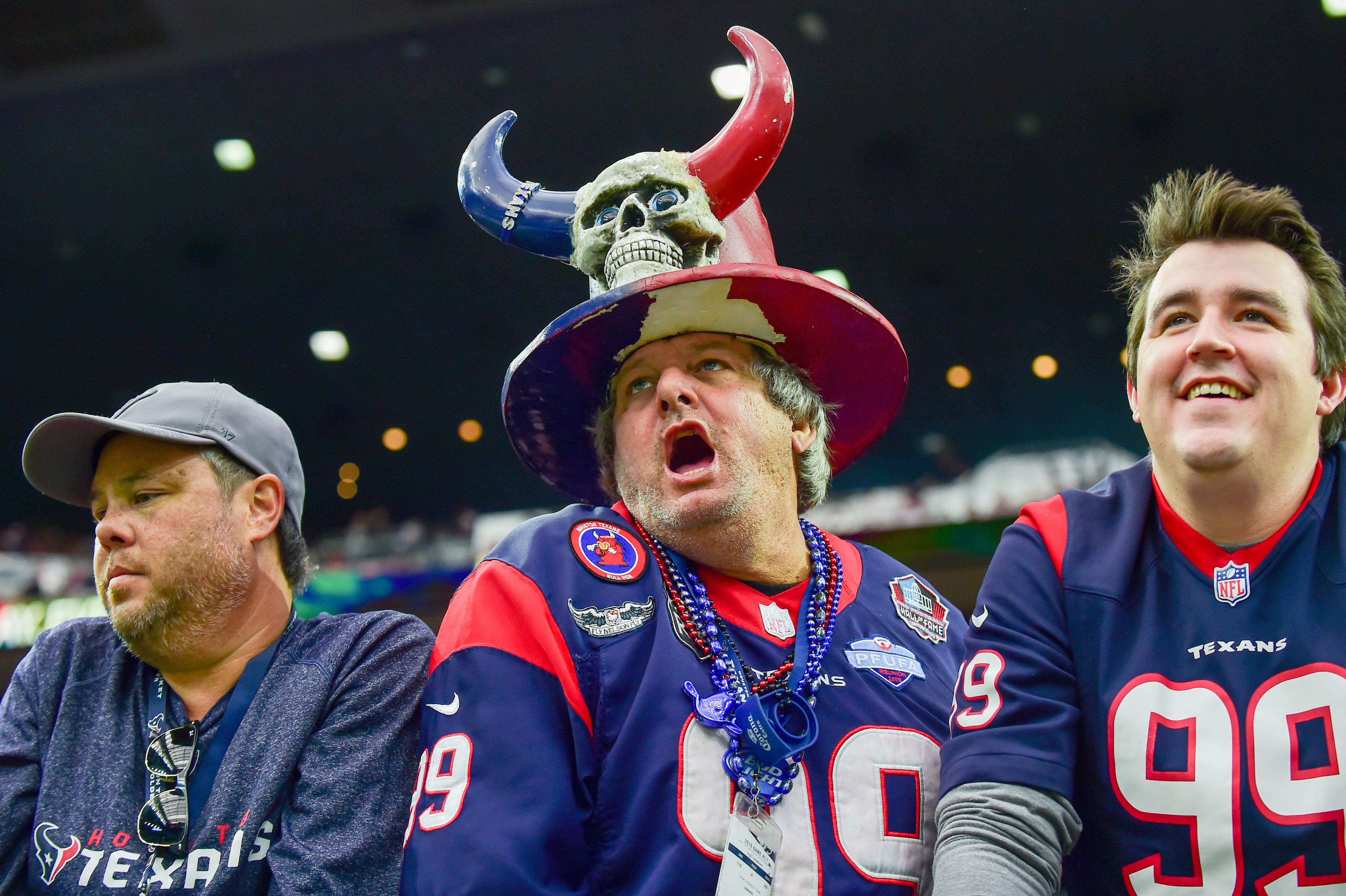 NFL: JAN 07 AFC Wild Card - Raiders at Texans