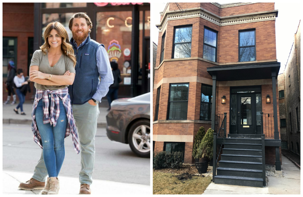 HGTV's Alison Victoria and Donovan Eckhardt have been sued over their work on a home at 2308 W. Giddings St.