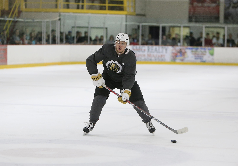 NHL: JUL 01 Golden Knights Development Camp