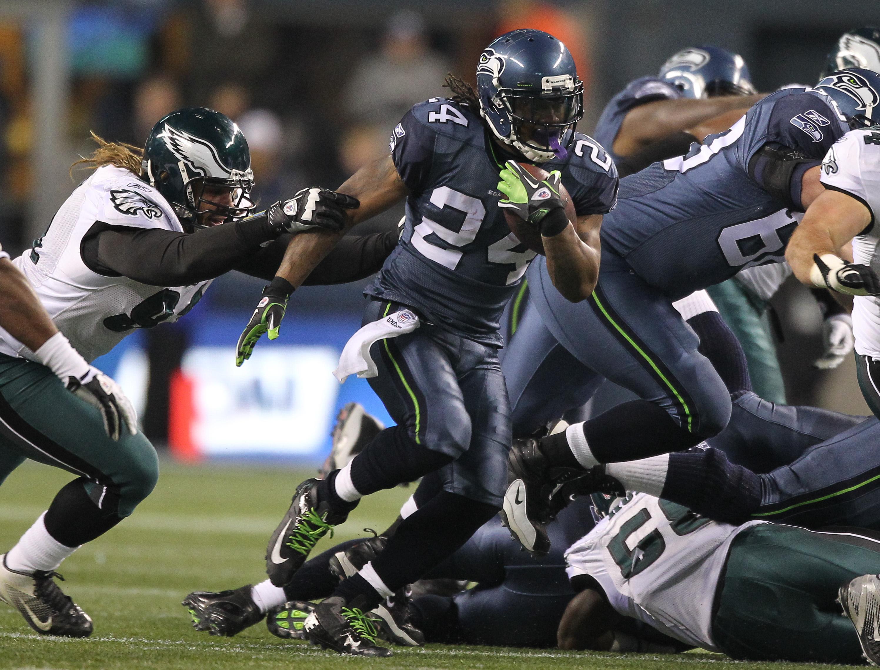 Philadelphia Eagles v Seattle Seahawks