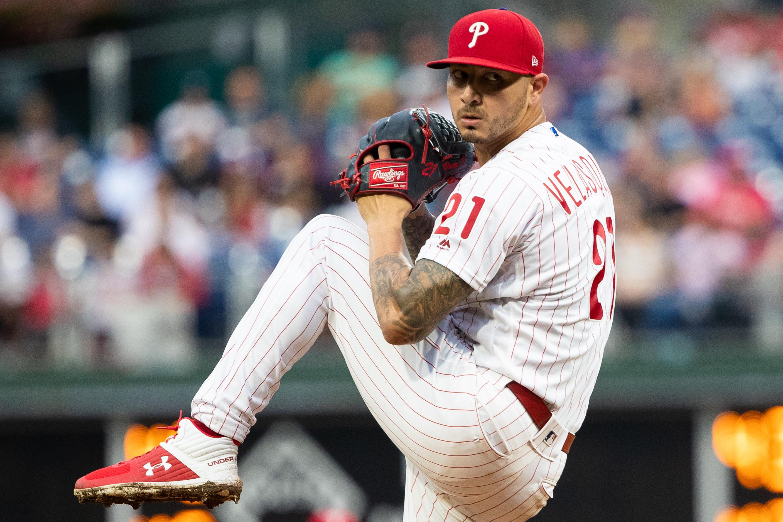 MLB: Pittsburgh Pirates at Philadelphia Phillies