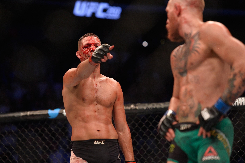 UFC 202: Diaz v McGregor 2