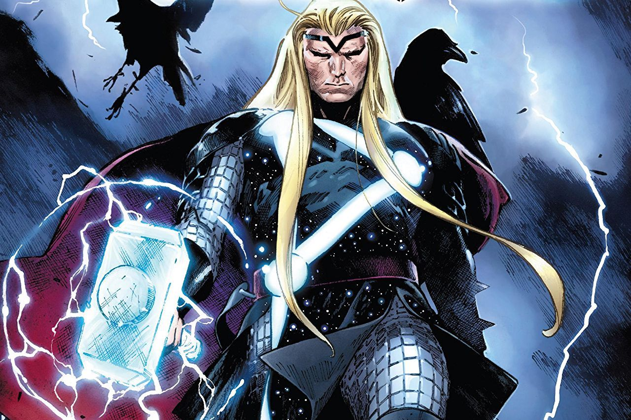 Thor just stole the Silver Surfer's job