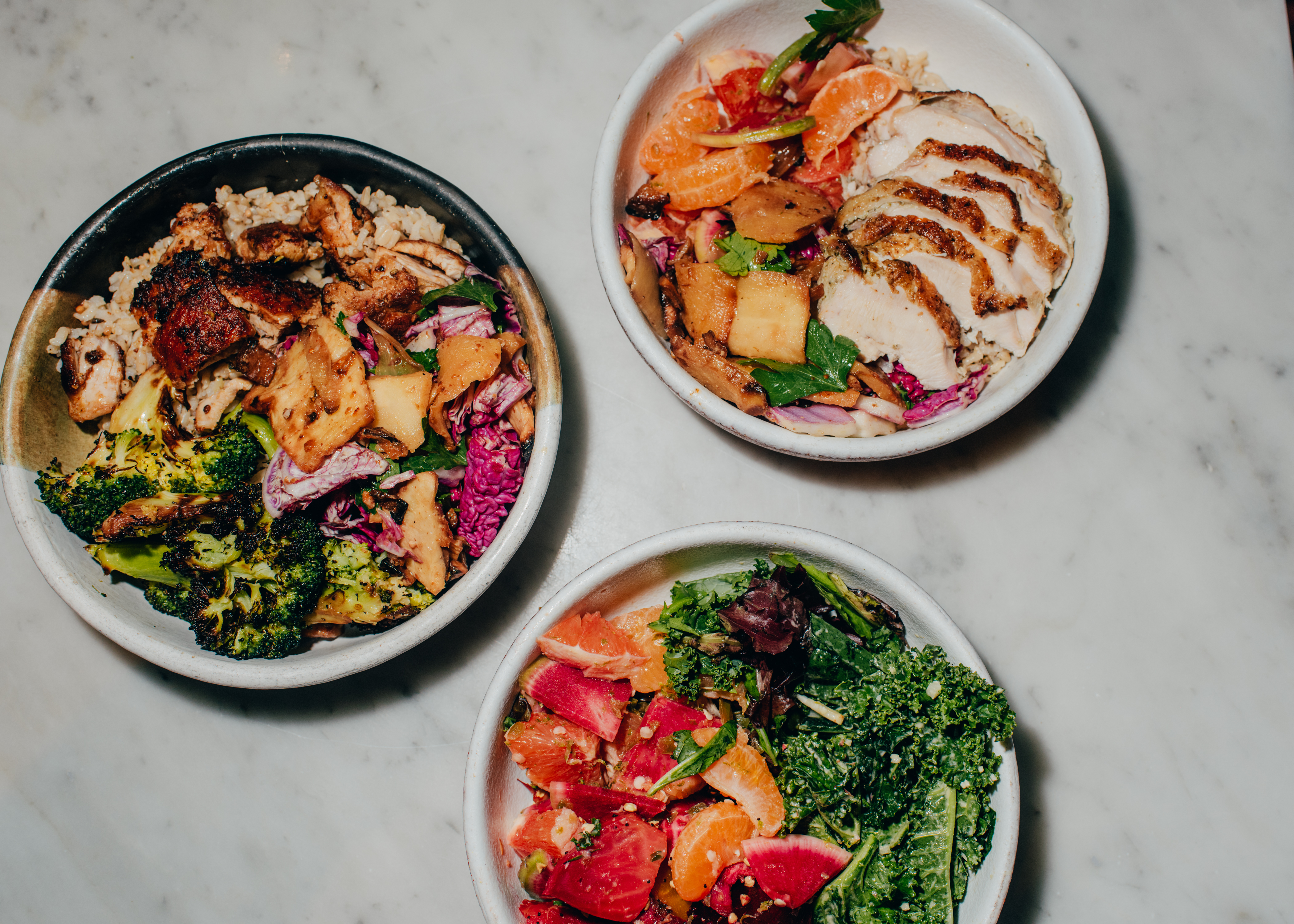 The Fast-Casual, Veggie-Promoting Dig Opens Its First Philly Location