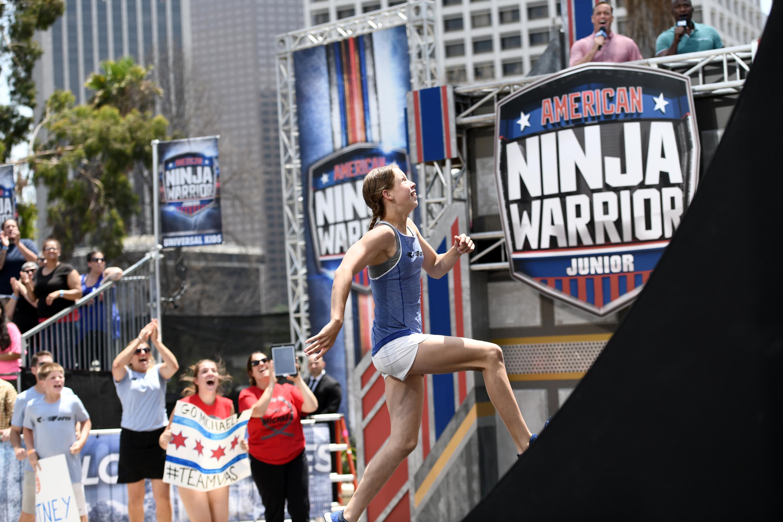 American Ninja Warrior Junior - Season 1