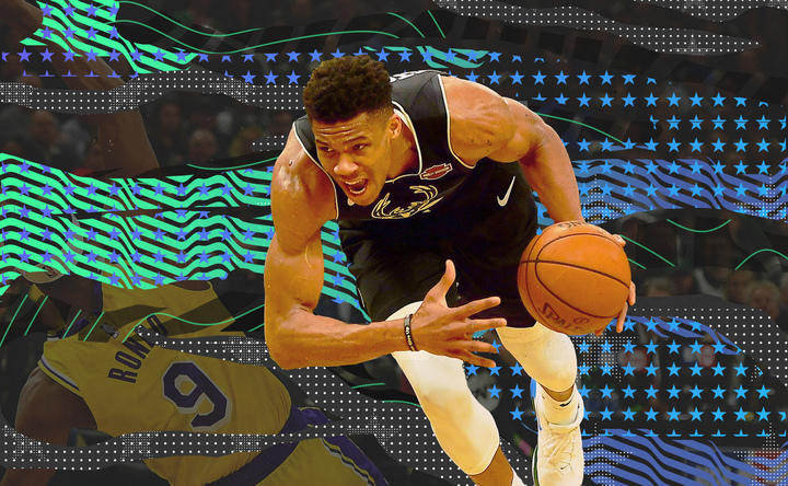 Giannis is learning the pressure that comes with claiming LeBron James' crown