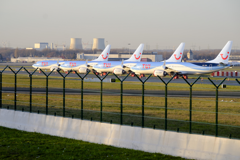 Boeing Suspends 737 MAX