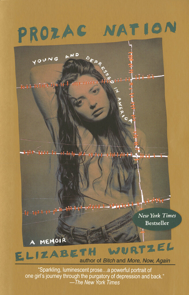 """Book cover of """"Prozac Nation"""""""