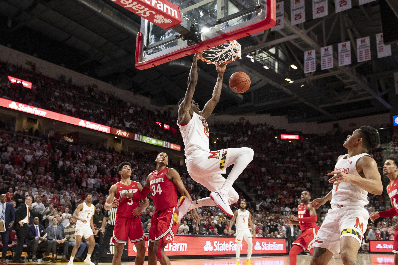 NCAA Basketball: Ohio State at Maryland