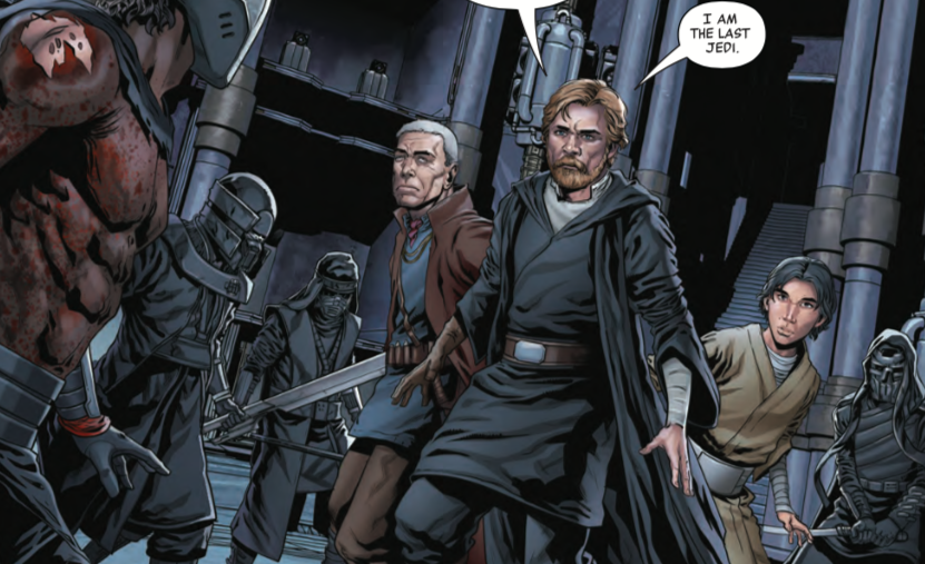 Marvel's Kylo Ren #2 comic echoes a big rumor about future Star Wars movies