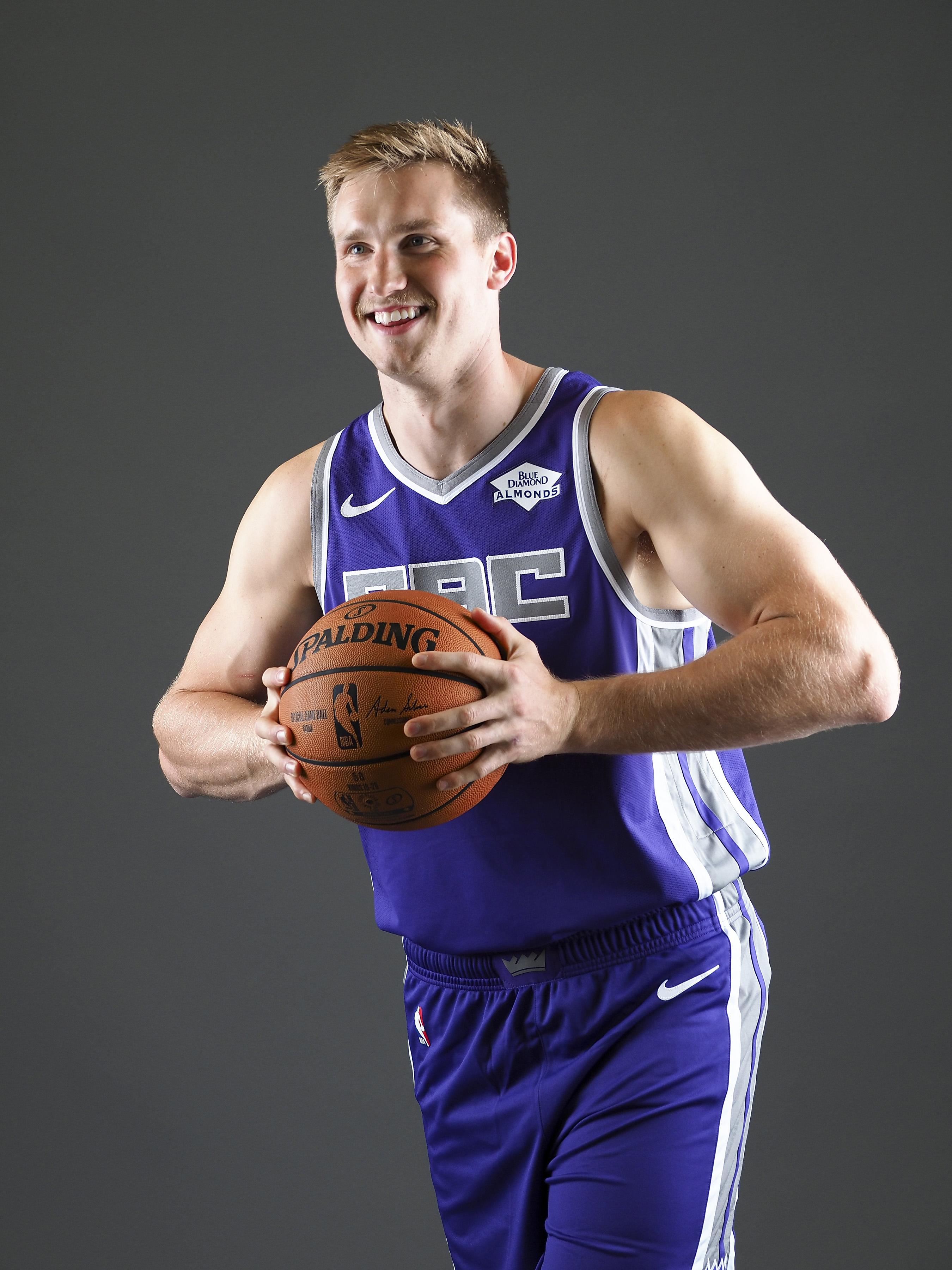 NBA: Sacramento Kings-Media Day