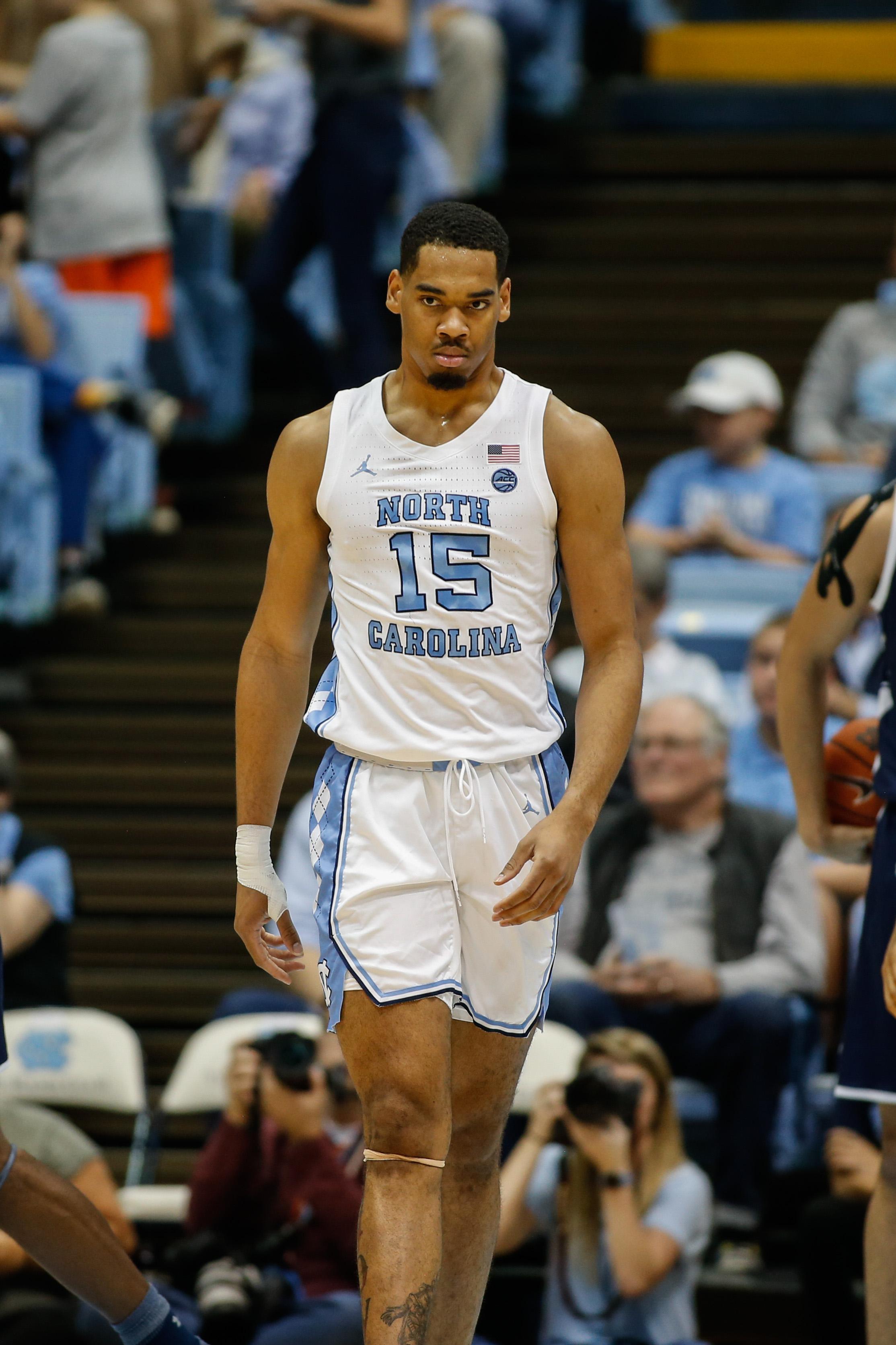 NCAA Basketball: Yale at North Carolina