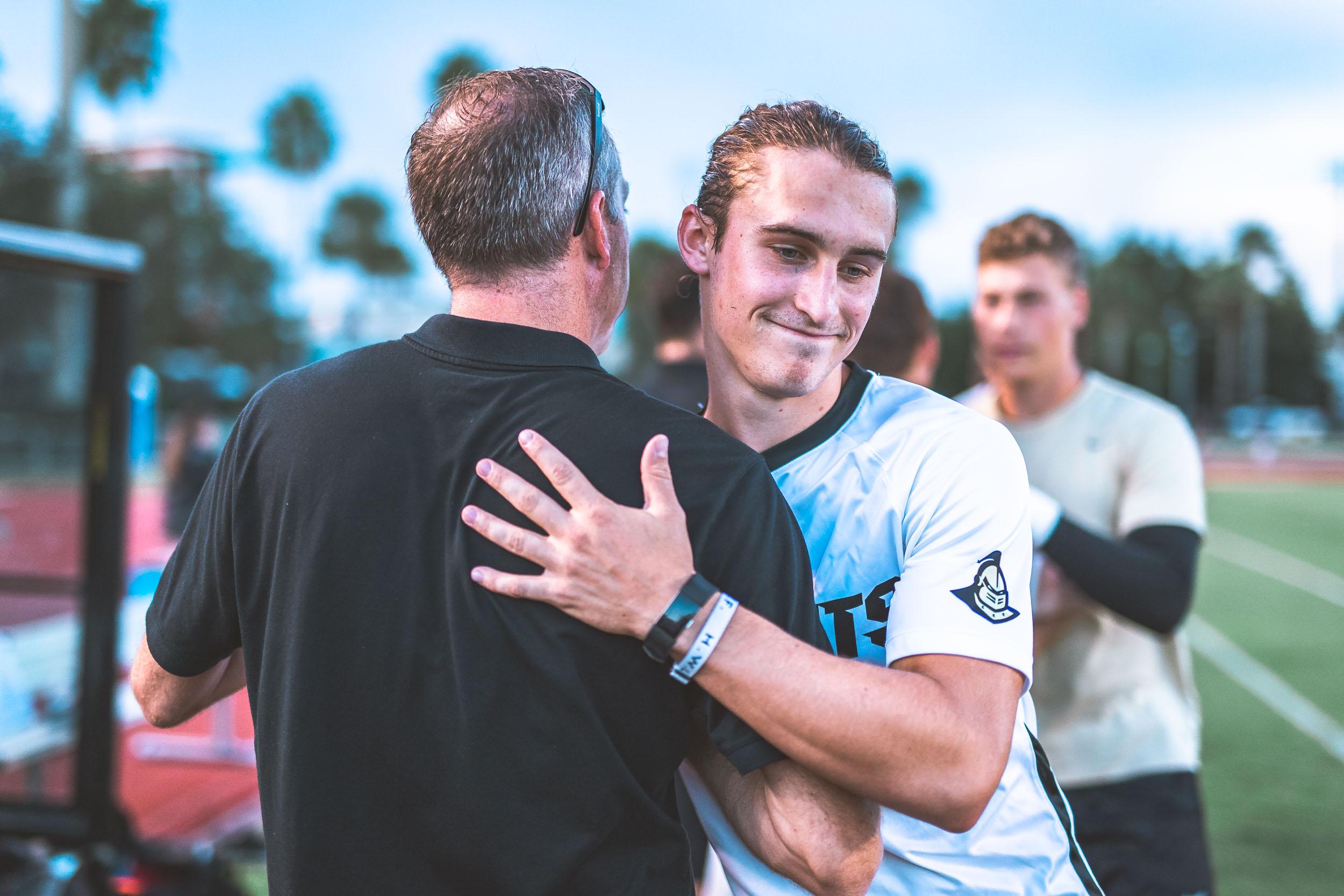 Cal Jennings UCF Men's Soccer
