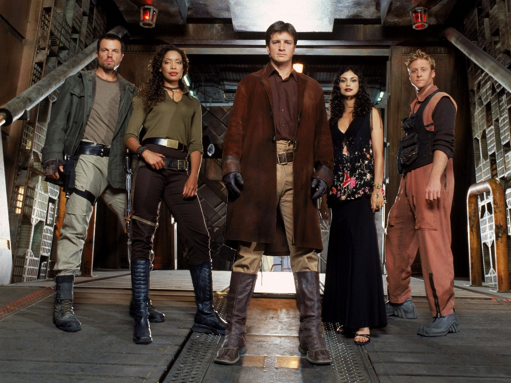 There's a glimmer of hope in the future of Firefly