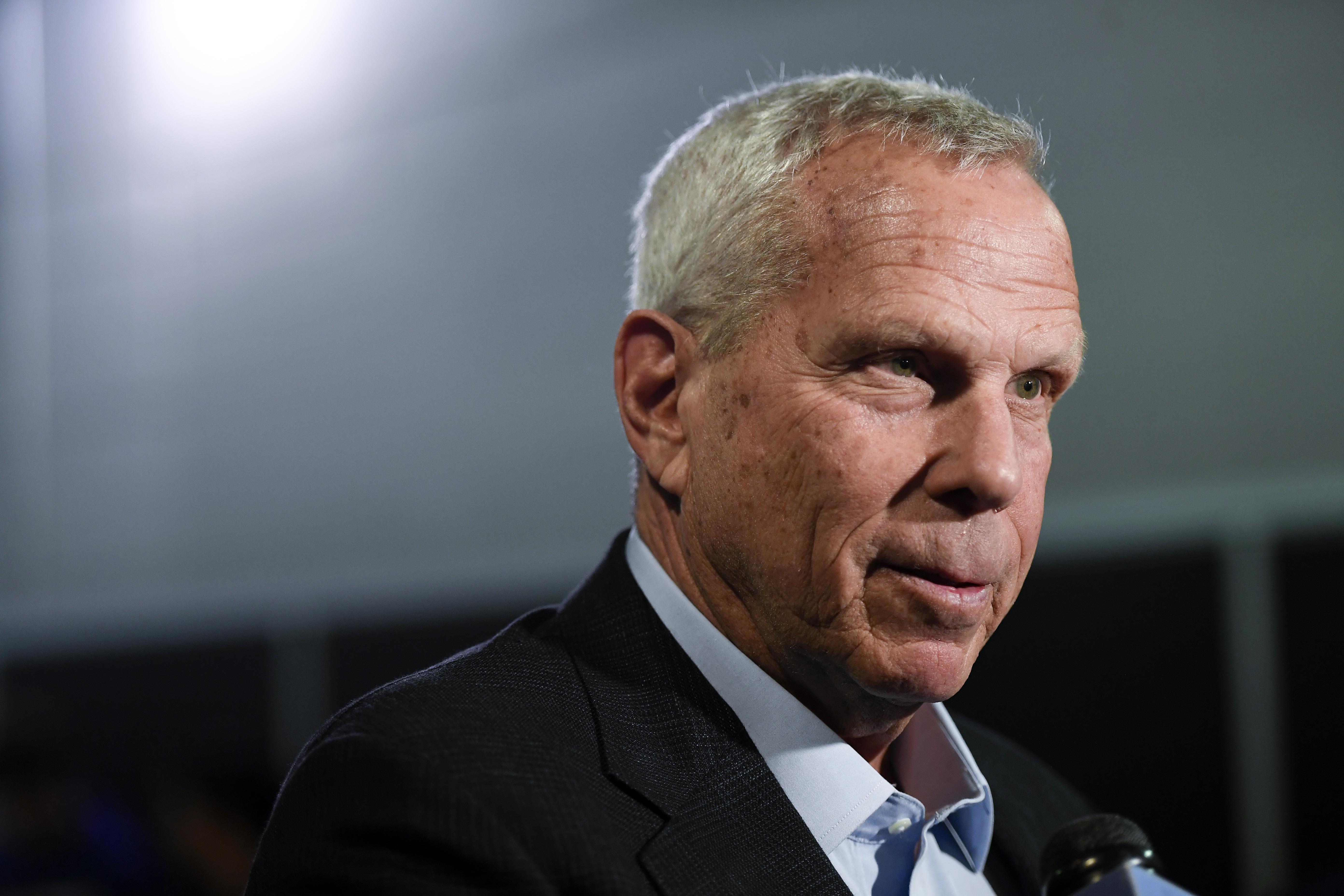 NFL: New York Giants-Joe Judge Press Conference