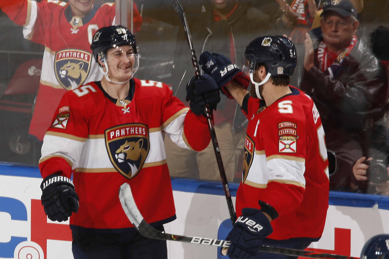 Vancouver Canucks v Florida Panthers