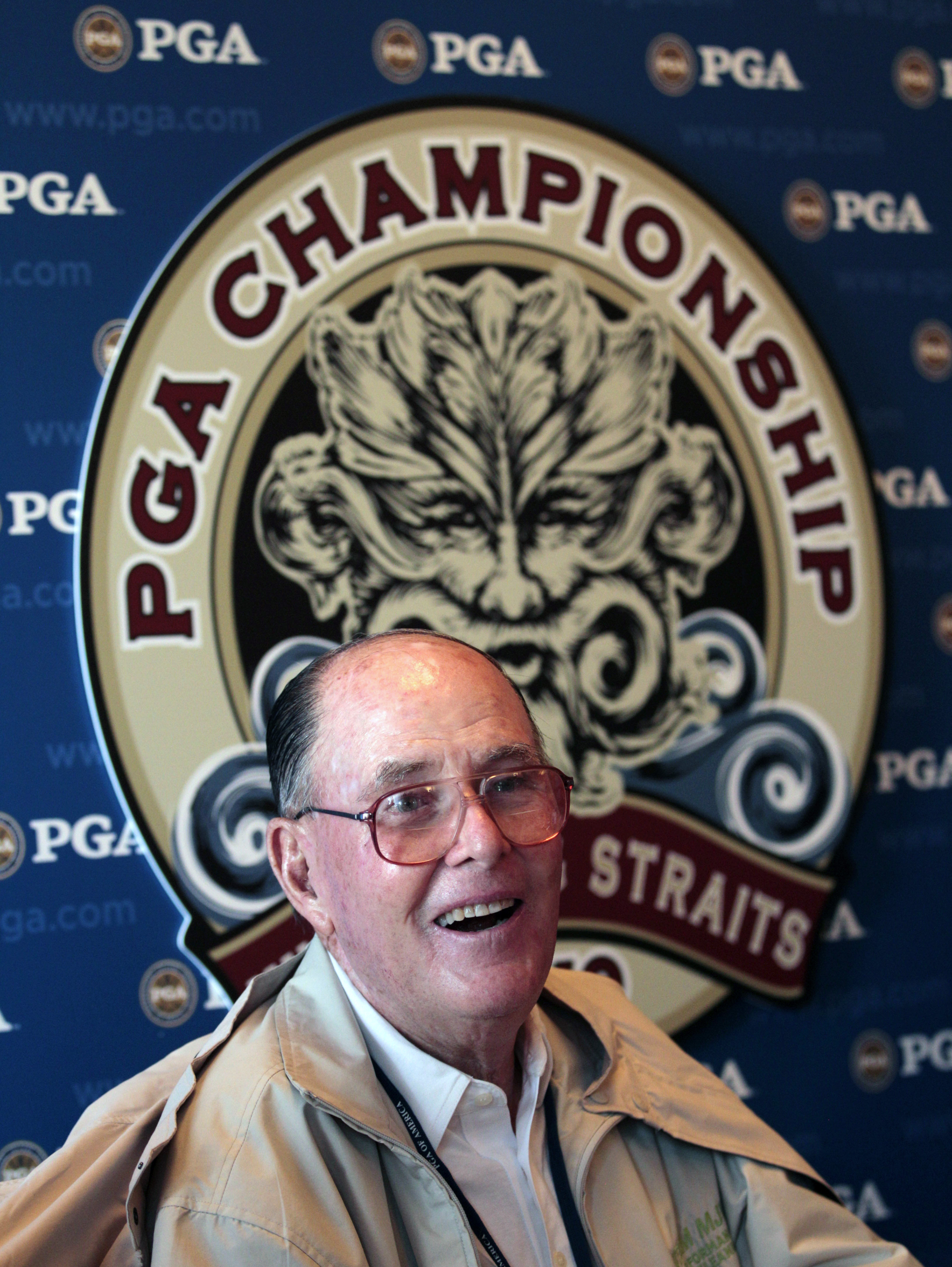 Golf lost one of its great design architects Thursday when Pete Dye died at age 94. Dye had been battling Alzheimer's disease for several years.