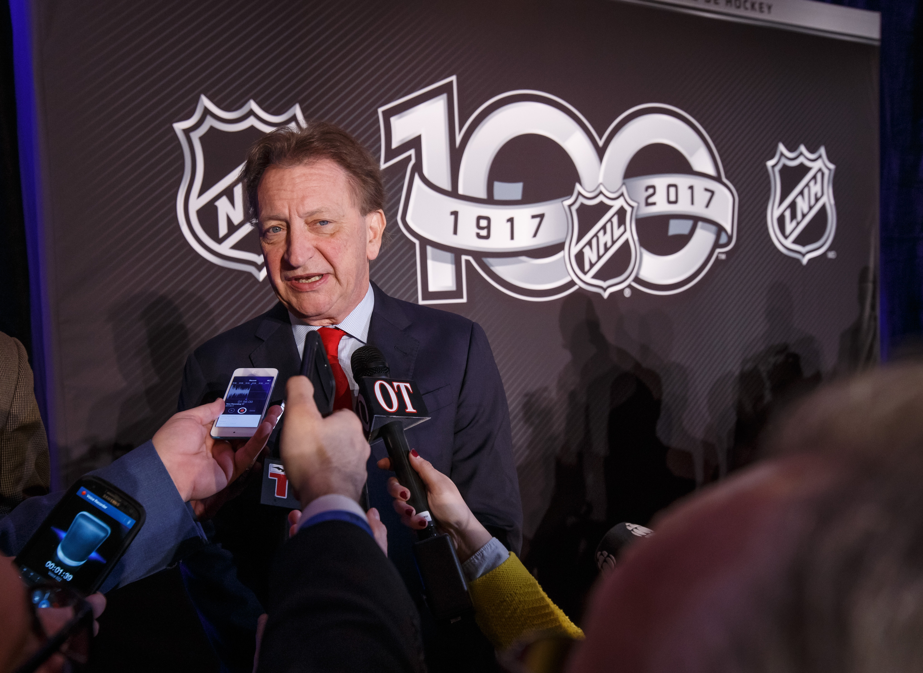 NHL Announces 2017 Scotiabank NHL 100 Classic