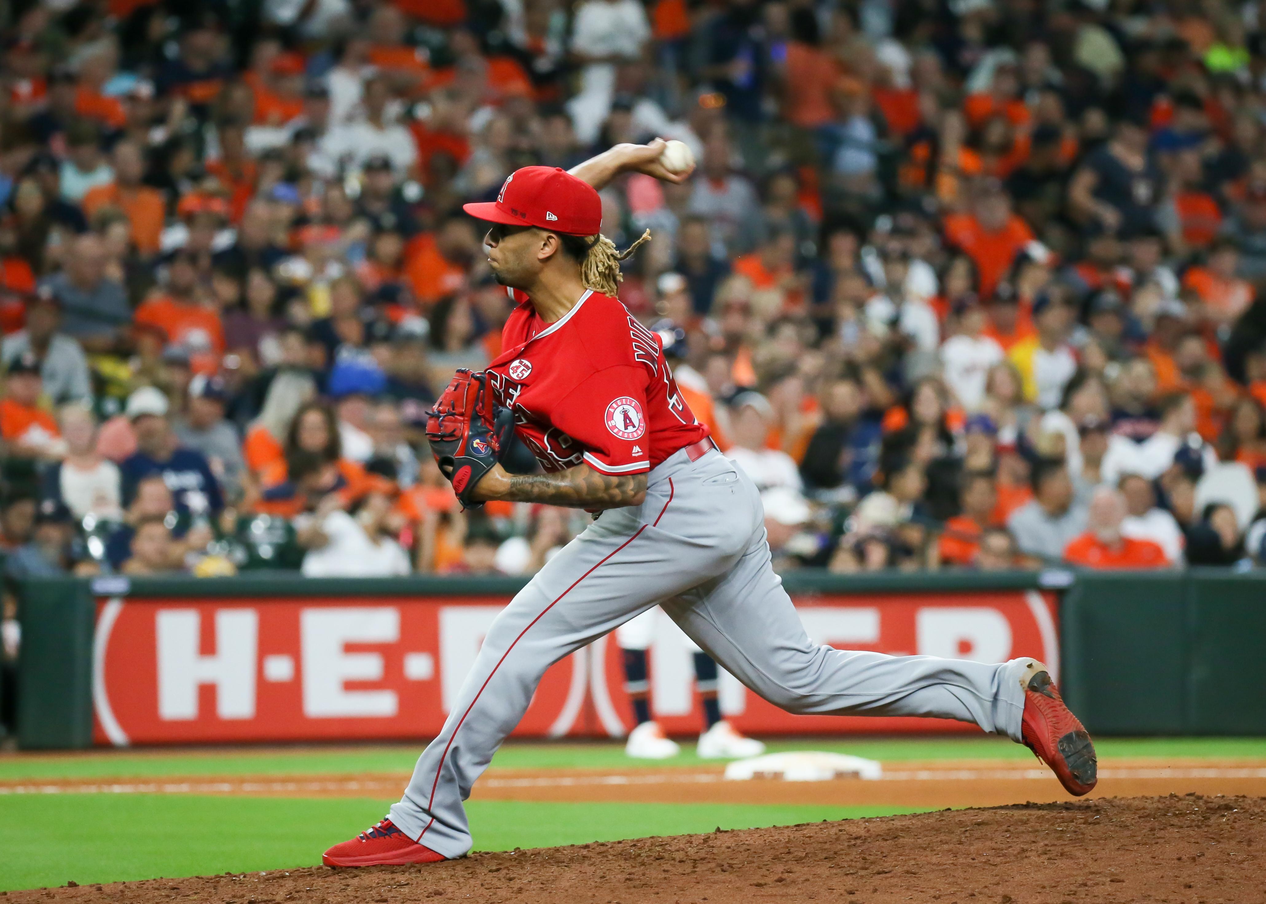MLB: SEP 20 Angels at Astros