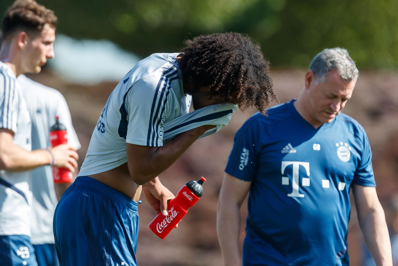 FC Bayern Muenchen Doha Training Camp - Day 5