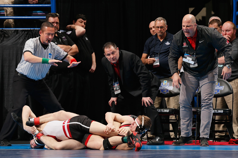 2017 NCAA Division 1 Men's Wrestling Championships