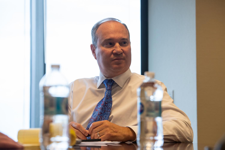 Joseph Dominguez, Commonwealth Edison's chief executive officer.