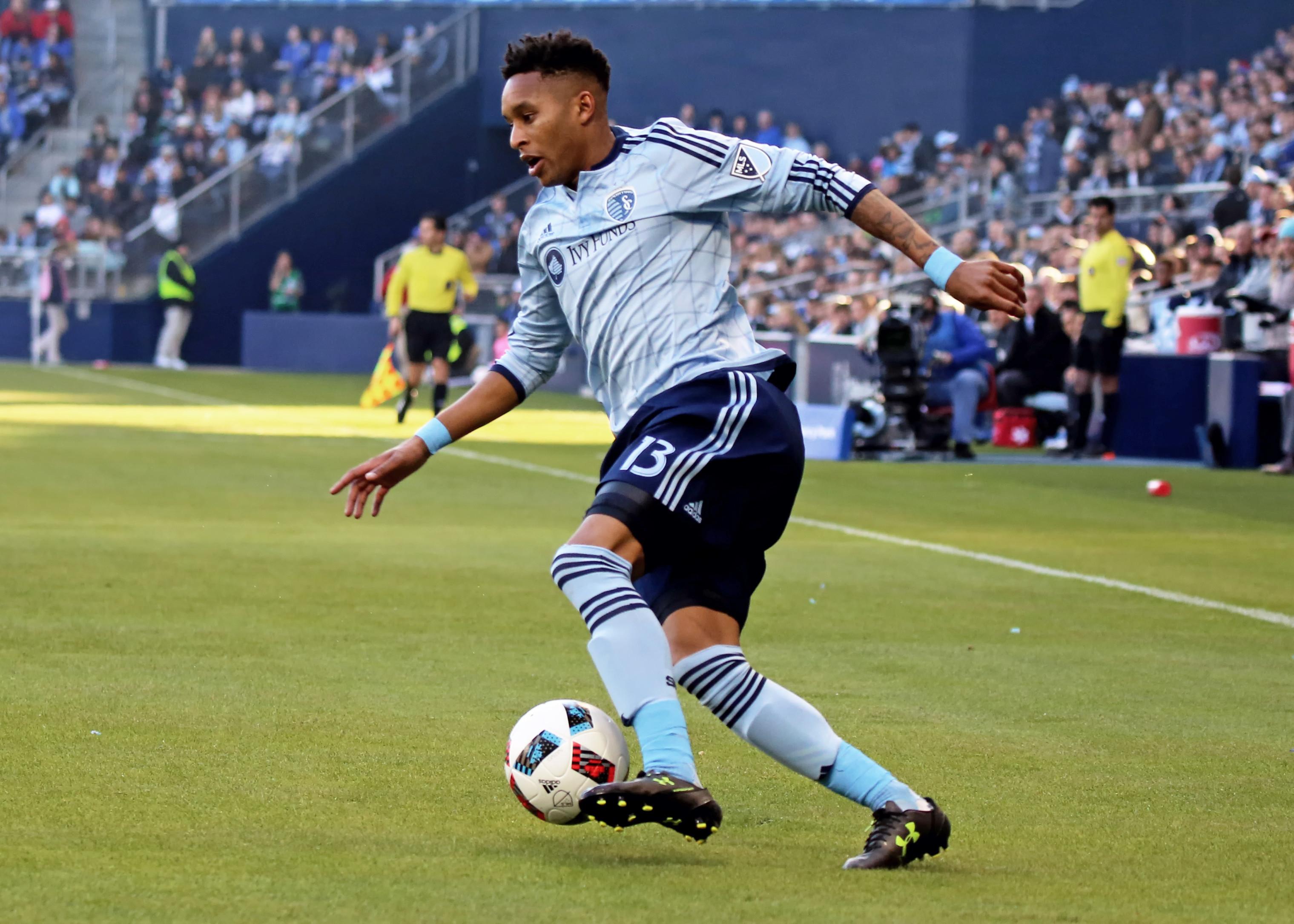SOCCER: MAR 20 MLS - Toronto FC at Sporting KC